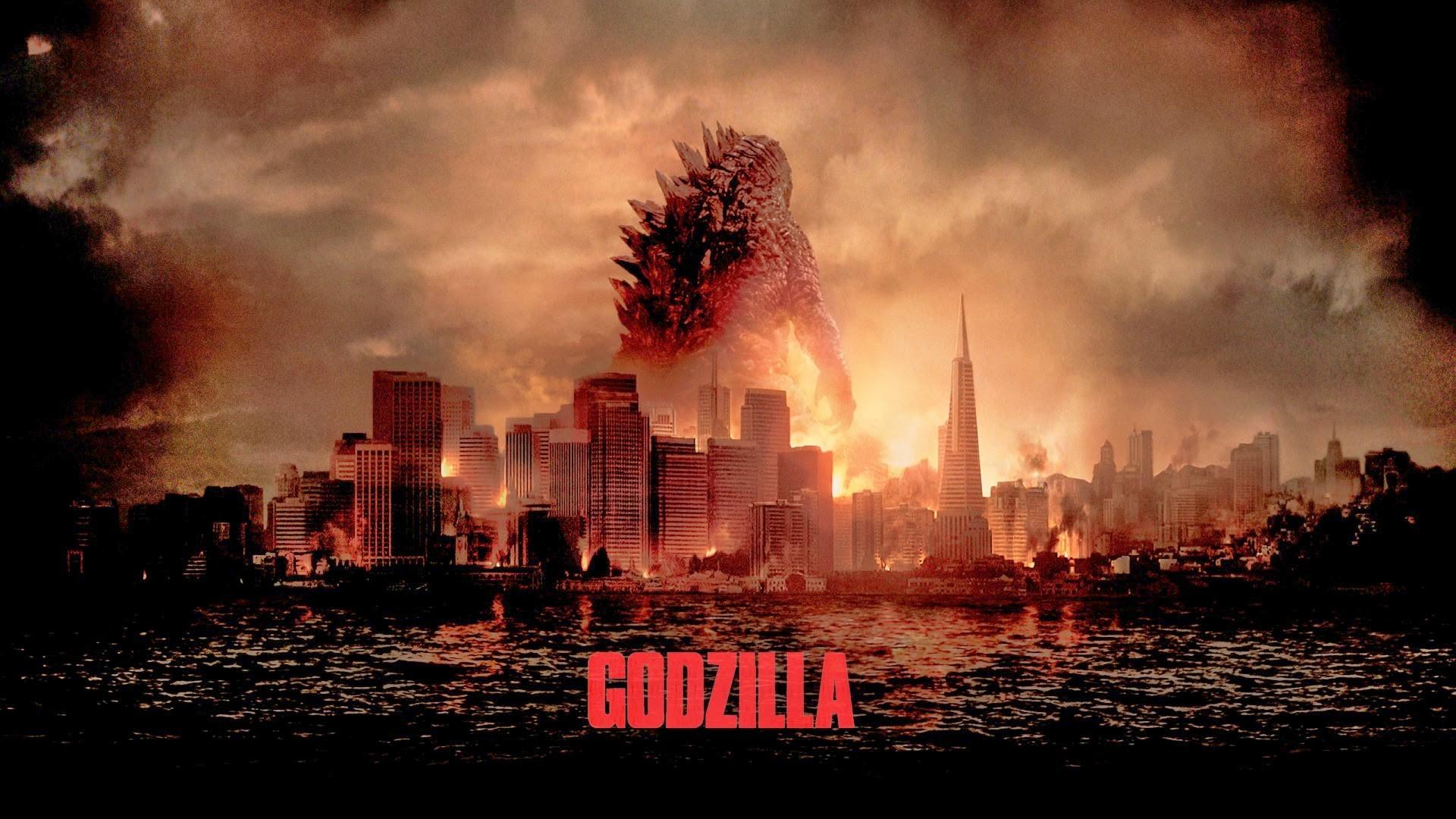 Download New Godzilla Movie Wallpaper Backgrounds Hd 1920x1080px