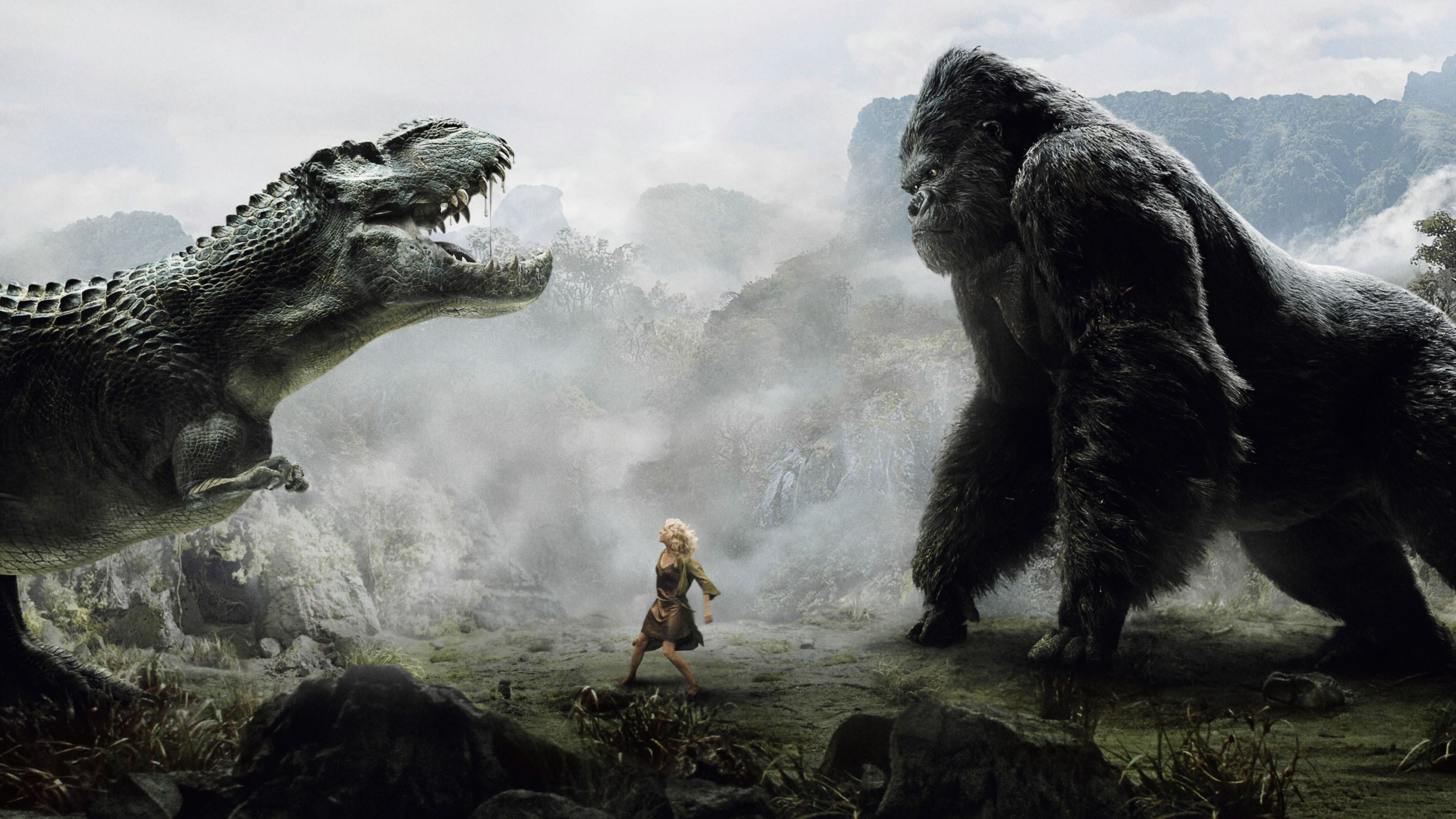Download King Kong Vs Godzilla wallpaper