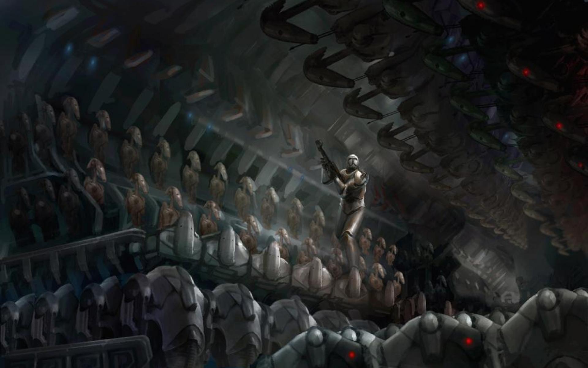 Star Wars Republic Commando Art Wallpaper