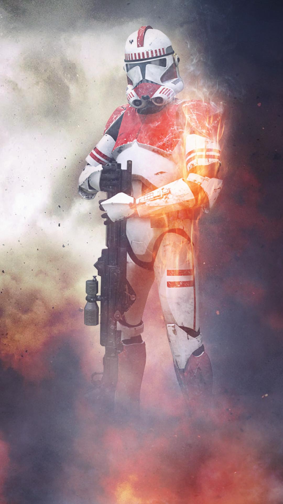 Battlefront 1, Clone Trooper