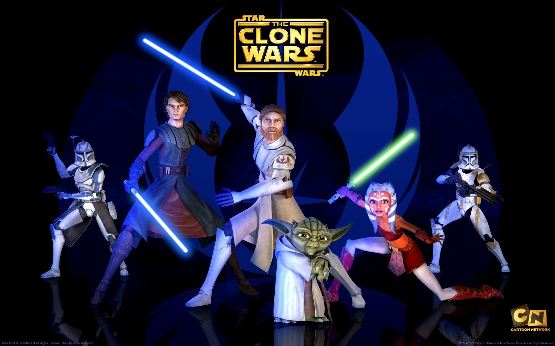 20 Star Wars: The Clone Wars HD Wallpapers | Backgrounds – Wallpaper Abyss