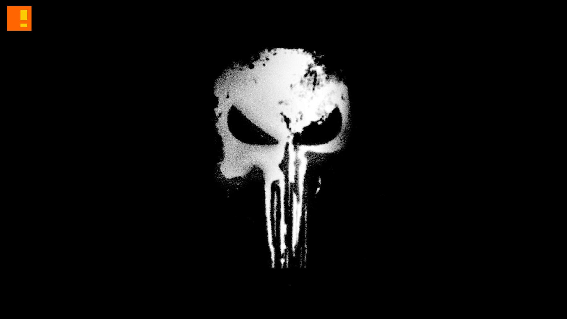 teaser image, skull, the punisher, frank castle, netflix, marvel, the