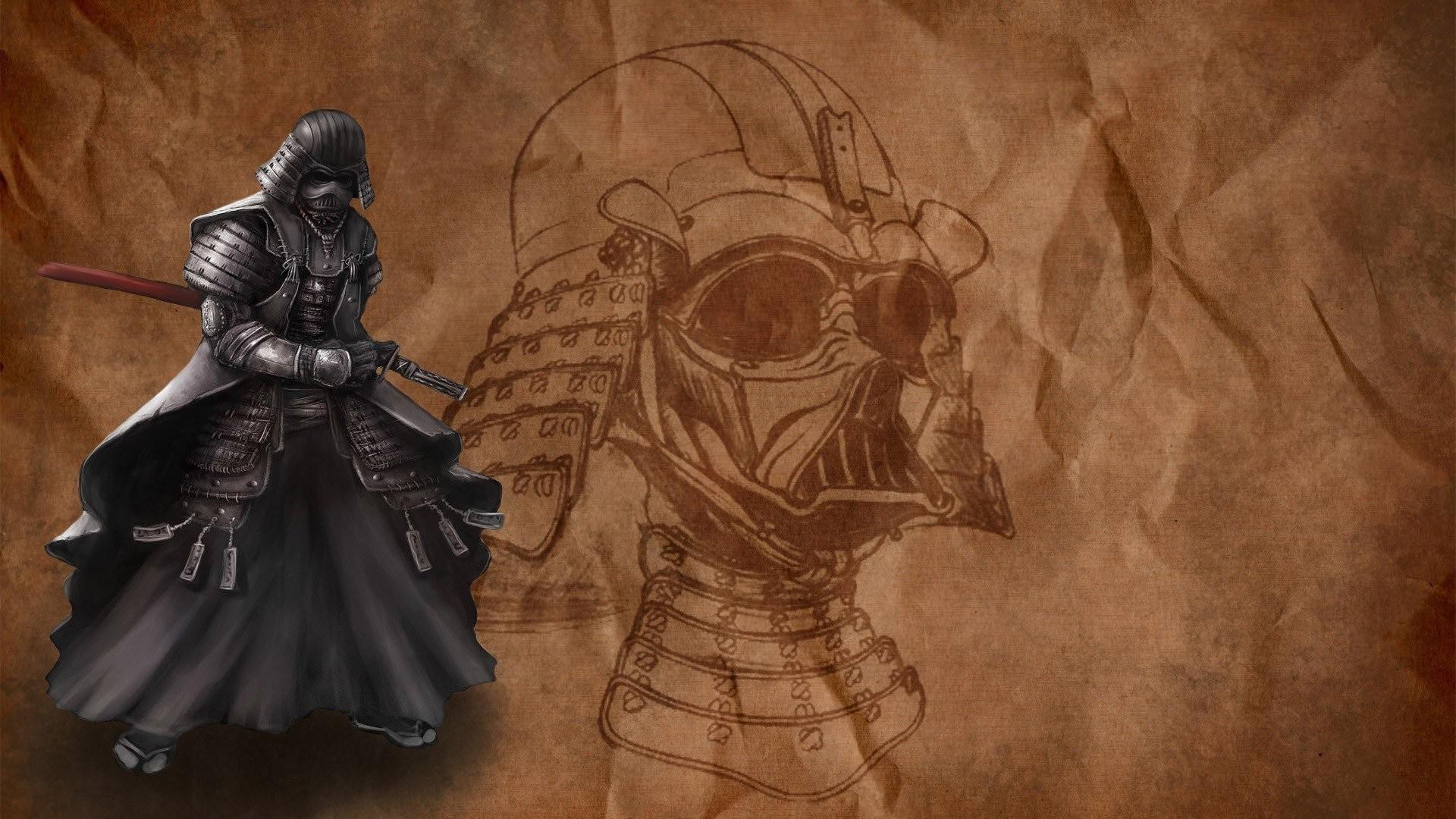 Darth Vader Samurai 739323