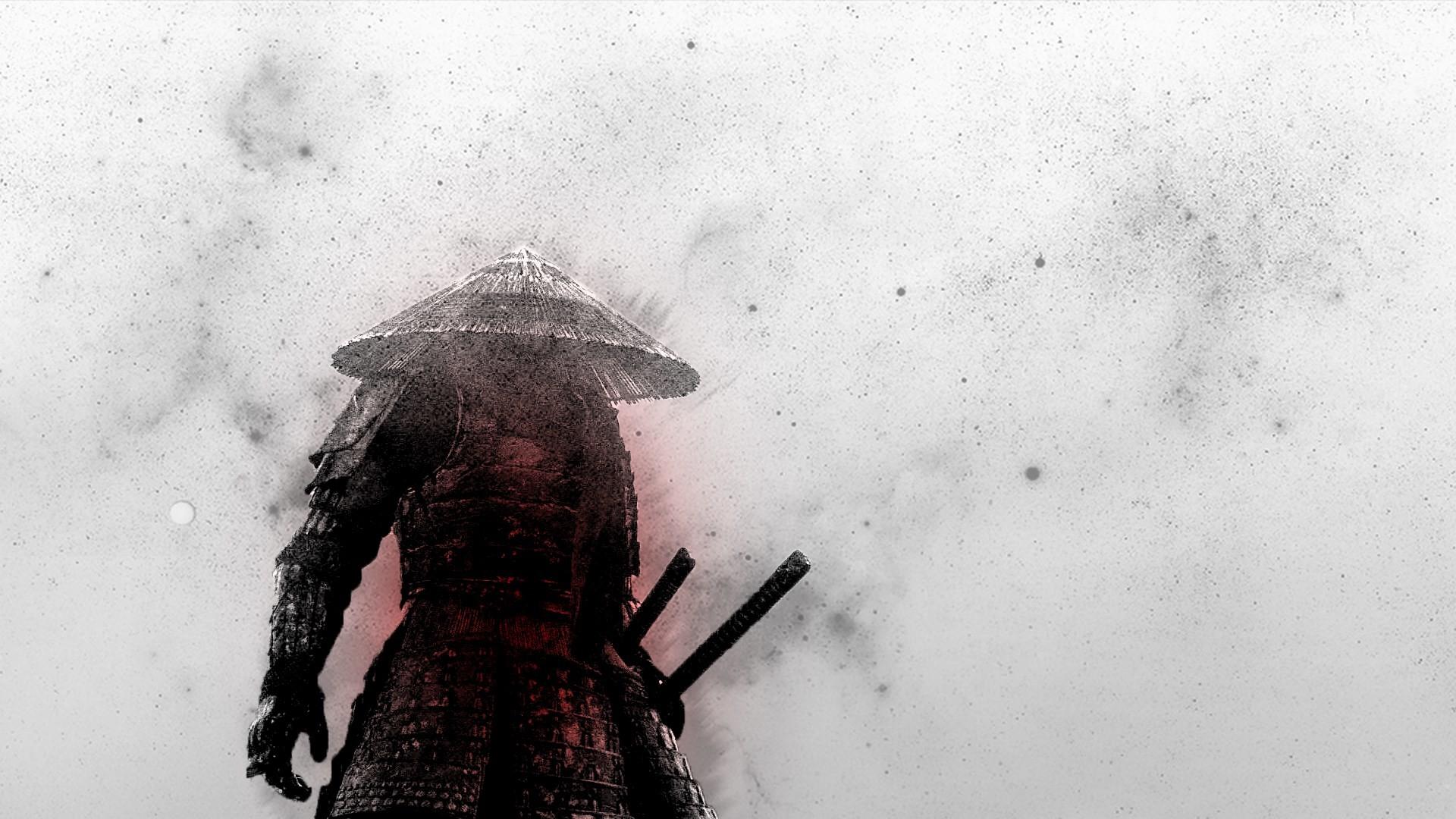 awesome samurai wallpaper 1920×1080