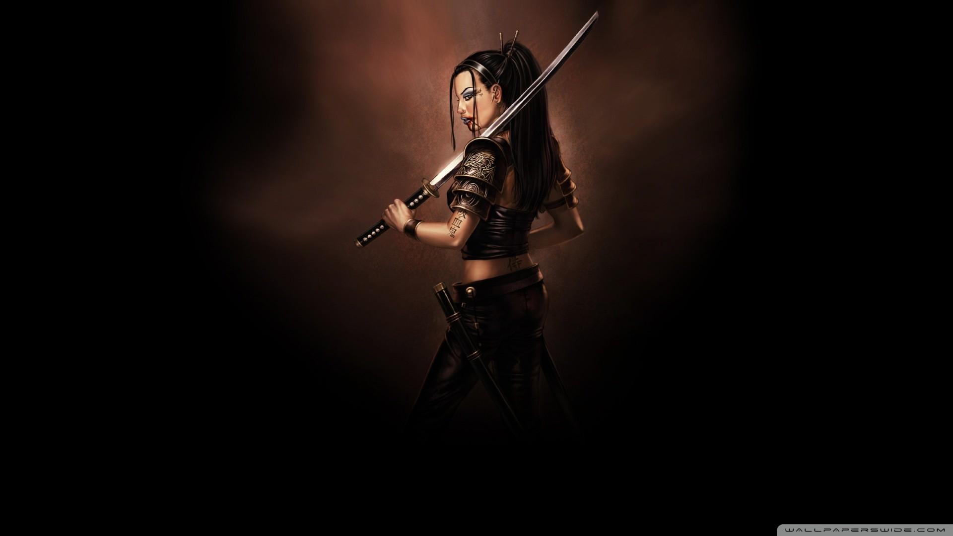 Samurai Sword Wallpaper Samurai, Sword