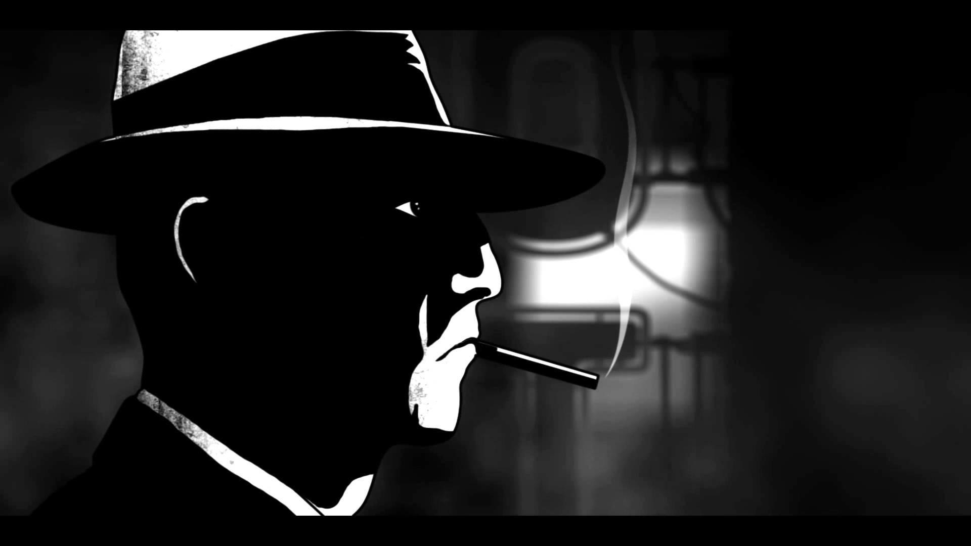 Animation excerpt from The Noir Project – YouTube