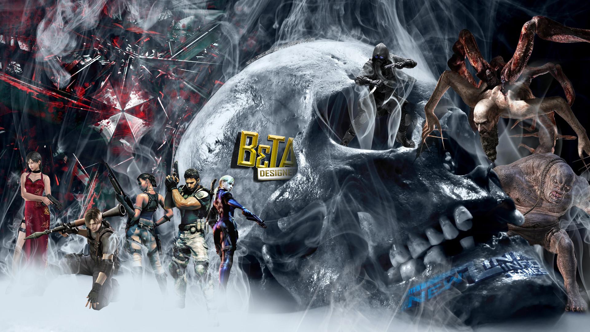 Wallpaper Resident Evil HD – by NewLinkGAMESDF on DeviantArt