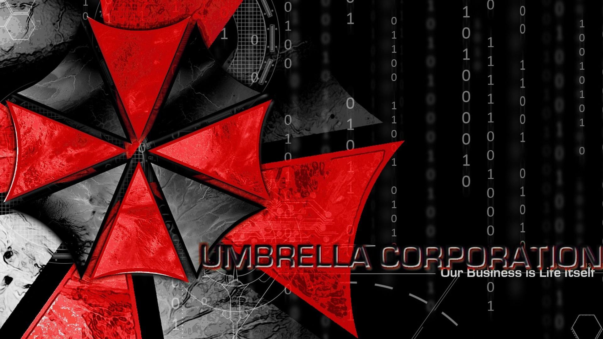 Resident Evil Umbrella logo   Resident Evil HD Wallpapers