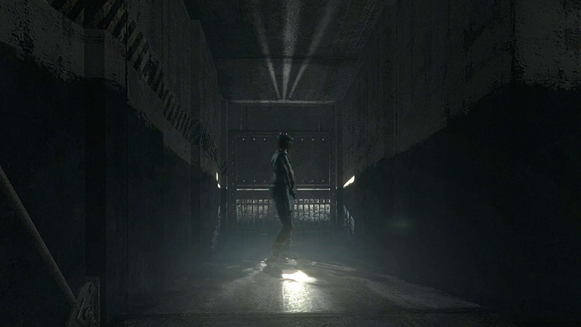 Resident Evil HD Screenshot 1