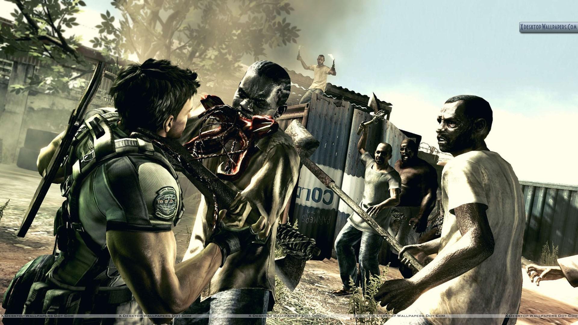 Resident Evil Wallpapers HD WallpaperPulse 1920×1080