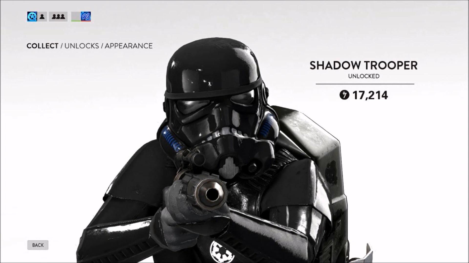 Star Wars Battlefront: Unlocking The Shadow Trooper & Twi'lek Rebel!