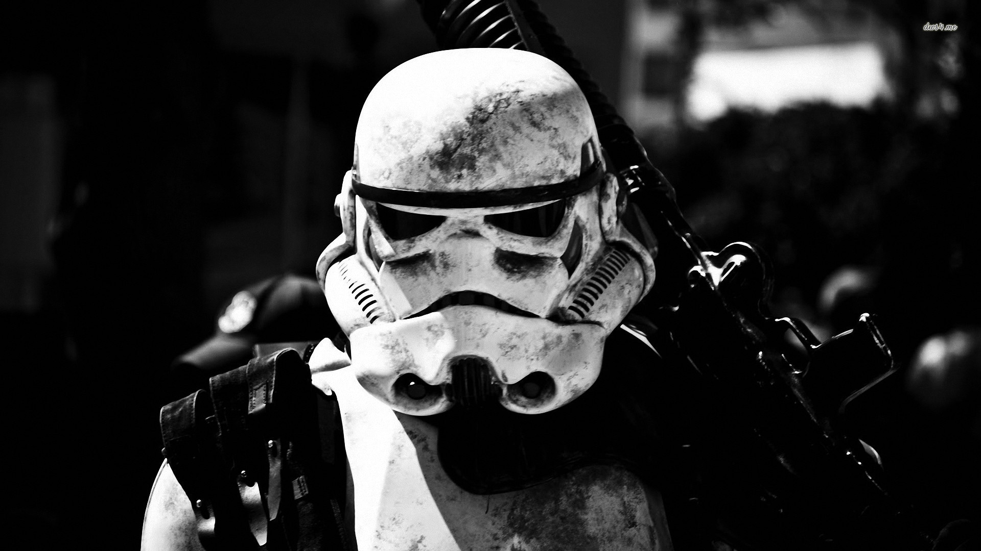 Star Wars Trooper squad; 1 Clone Commando, 2 storm troopers, and 4 death  watch soldiers.