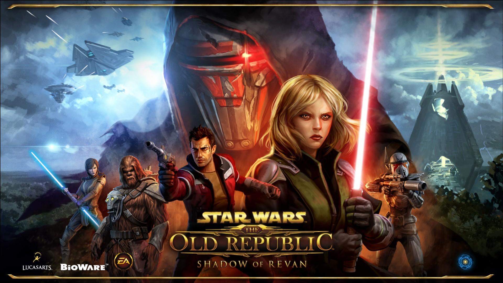 Star Wars: The Old Republic Full HD Wallpaper 1920×1080