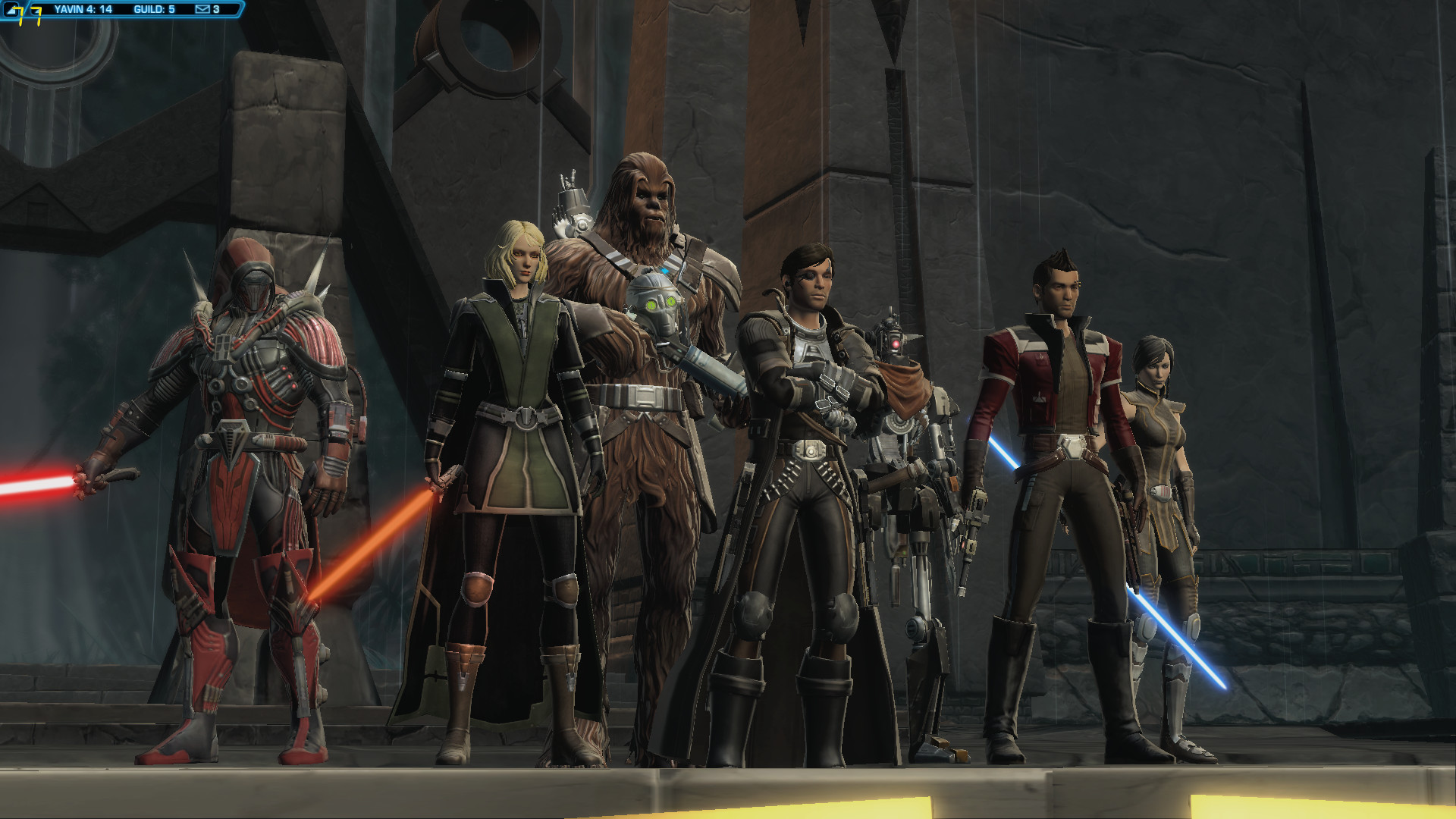 … Swtor: Captain Vergil and the Coalition by DanteDT34