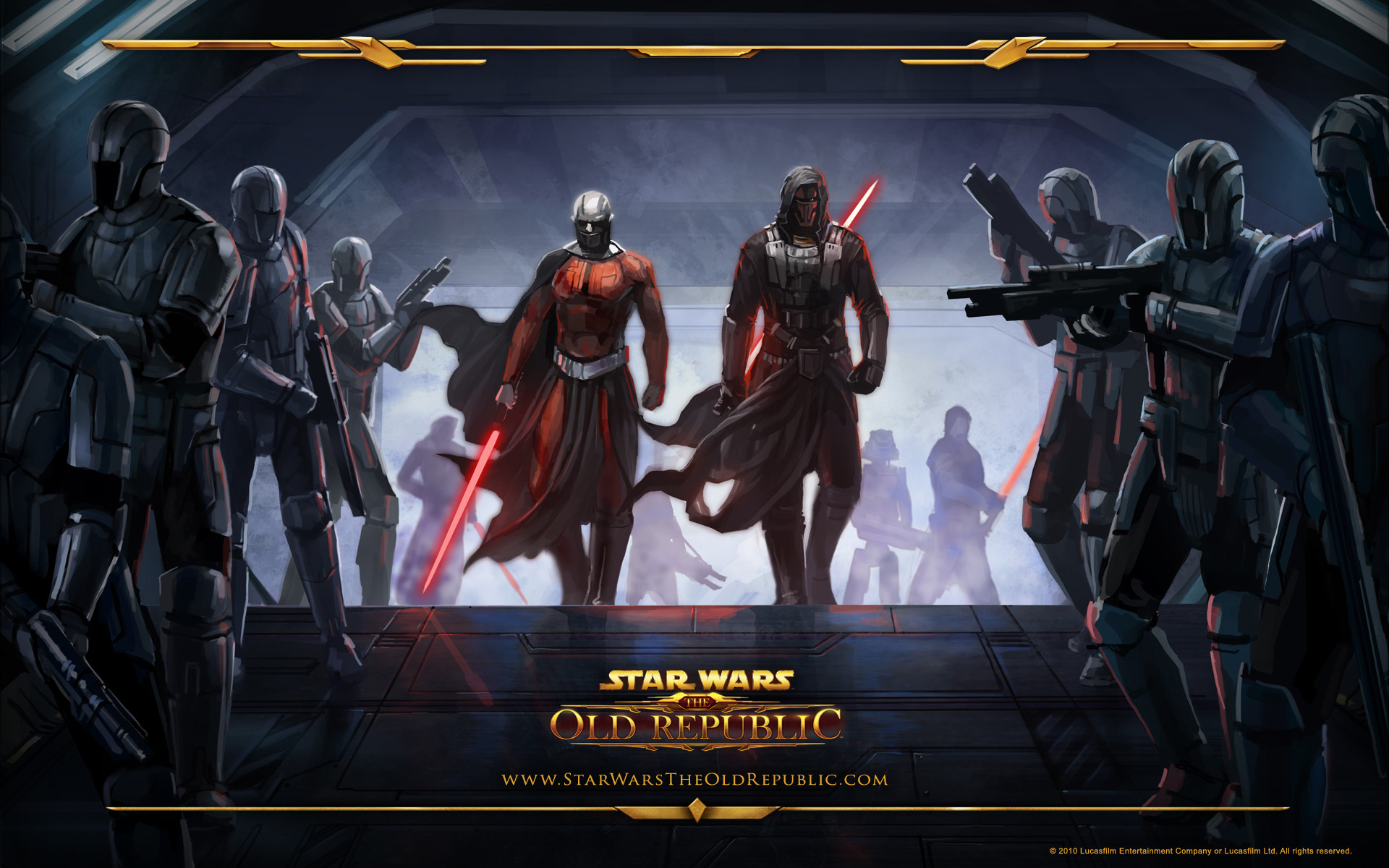 STAR WARS: The Old Republic – The REAL Most Powerful Lightsaber .