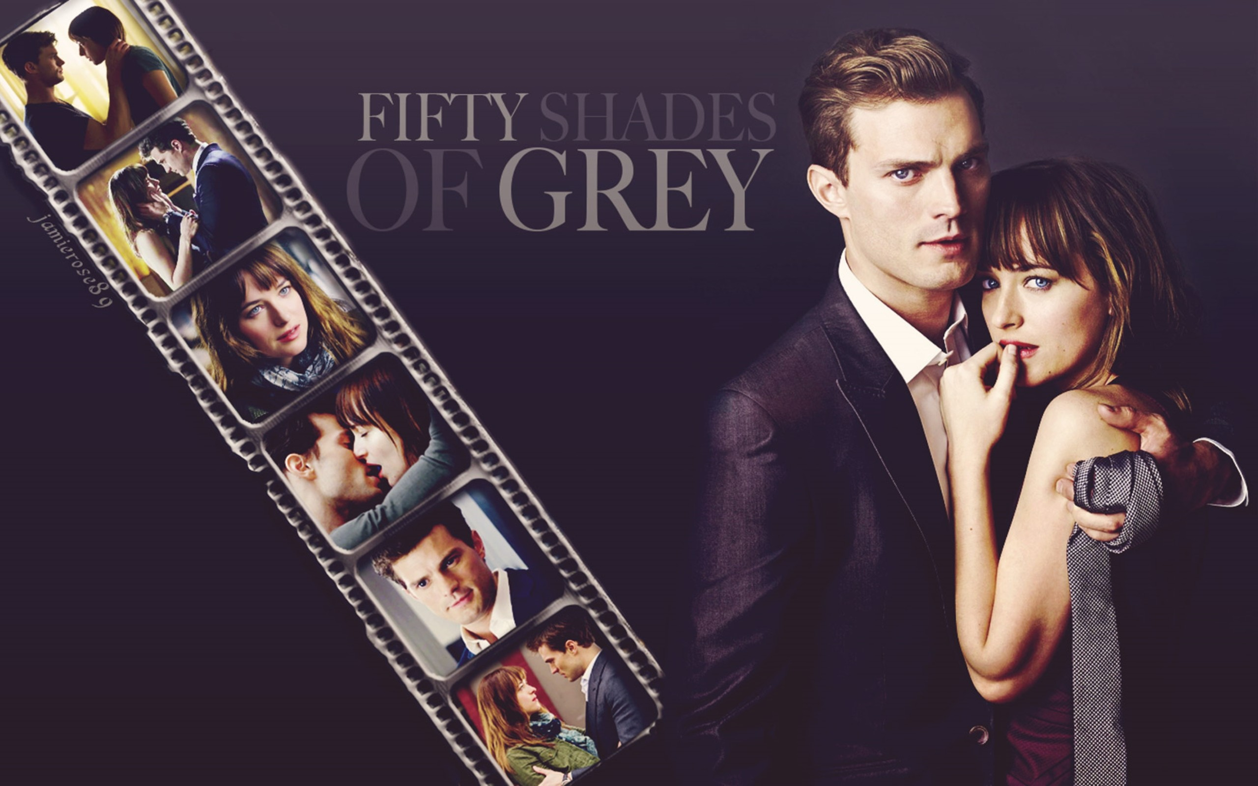 Fifty Shades of Grey Movie 2015 wallpaper