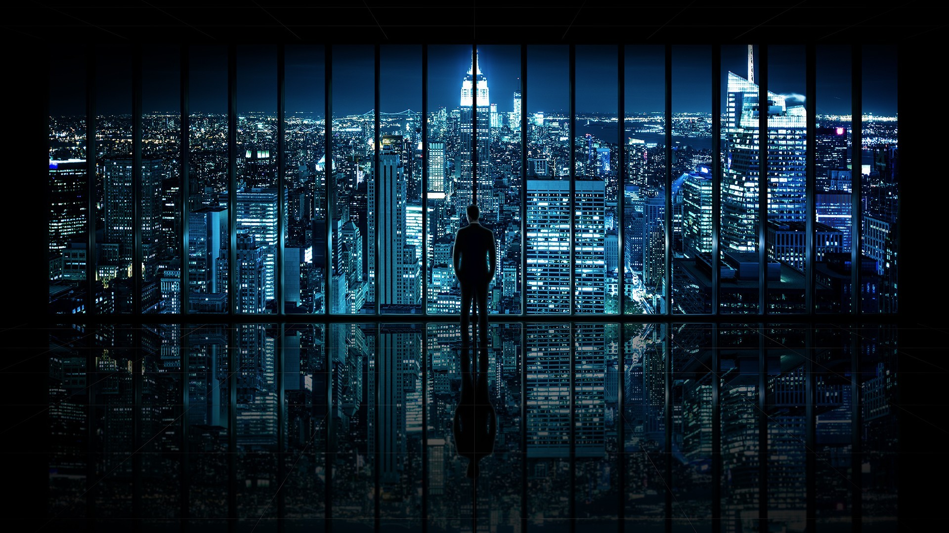 Fifty Shades of Grey, Movie, Night, Architecture wallpaper thumb
