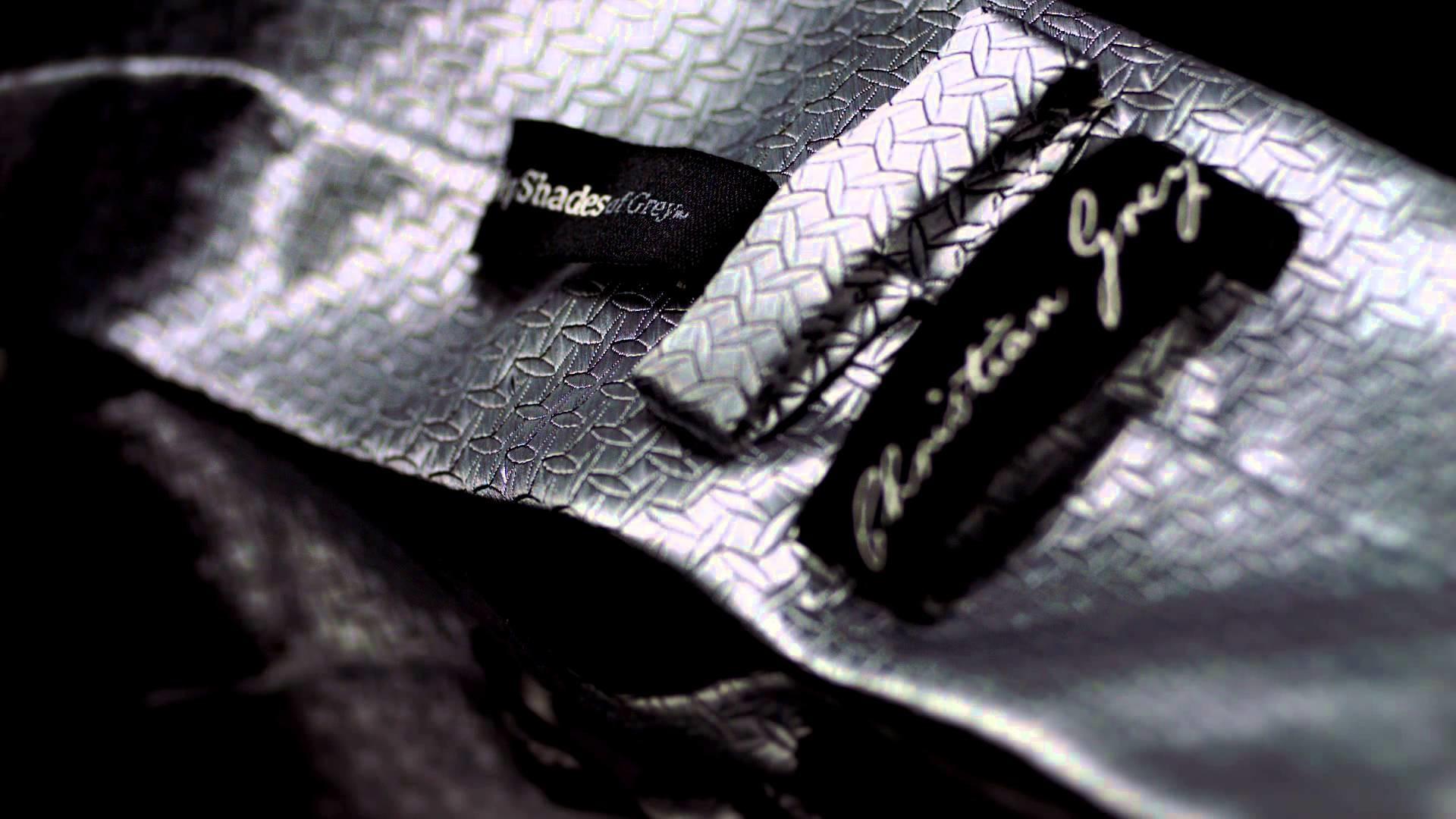 Eldorado Presents Fifty Shades of Grey Christian Grey's Tie