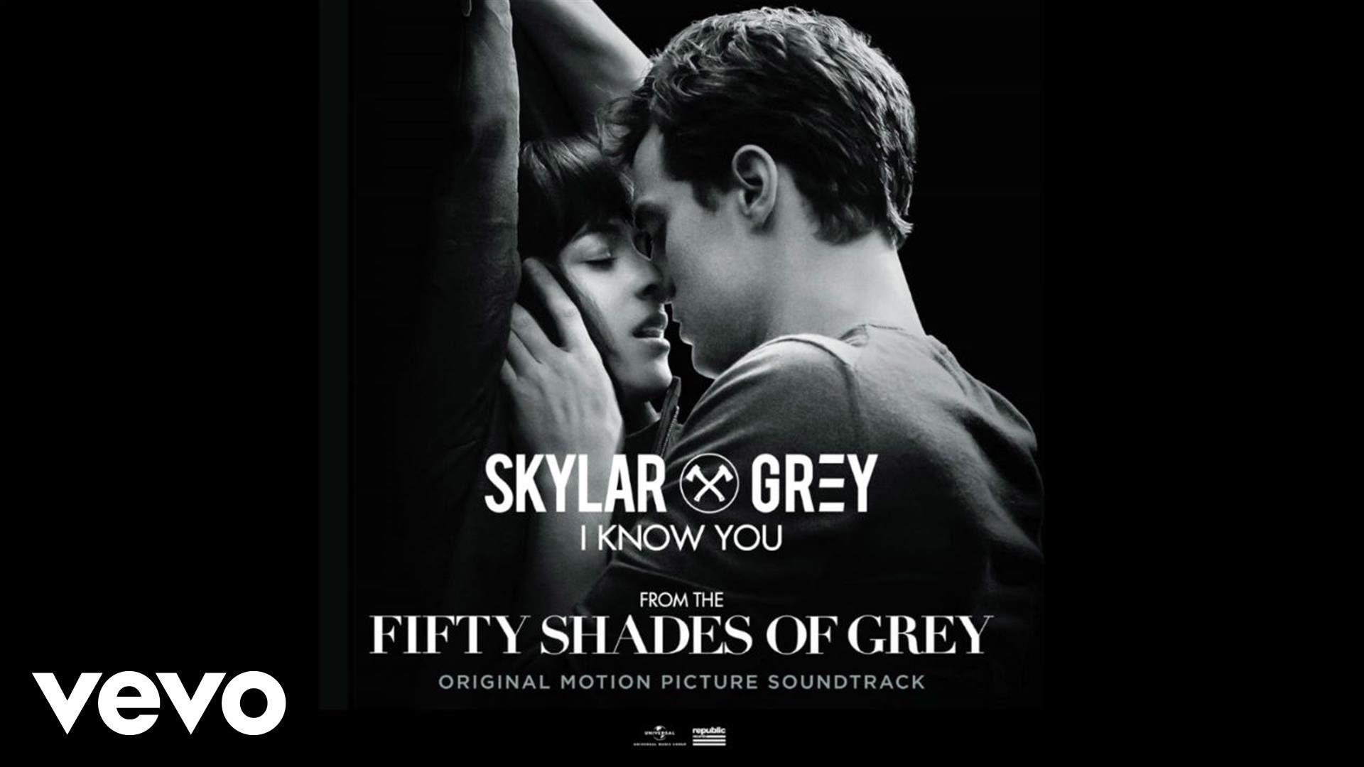 Skylar Grey – I Know You (Fifty Shades Of Grey) (Lyric Video) – YouTube