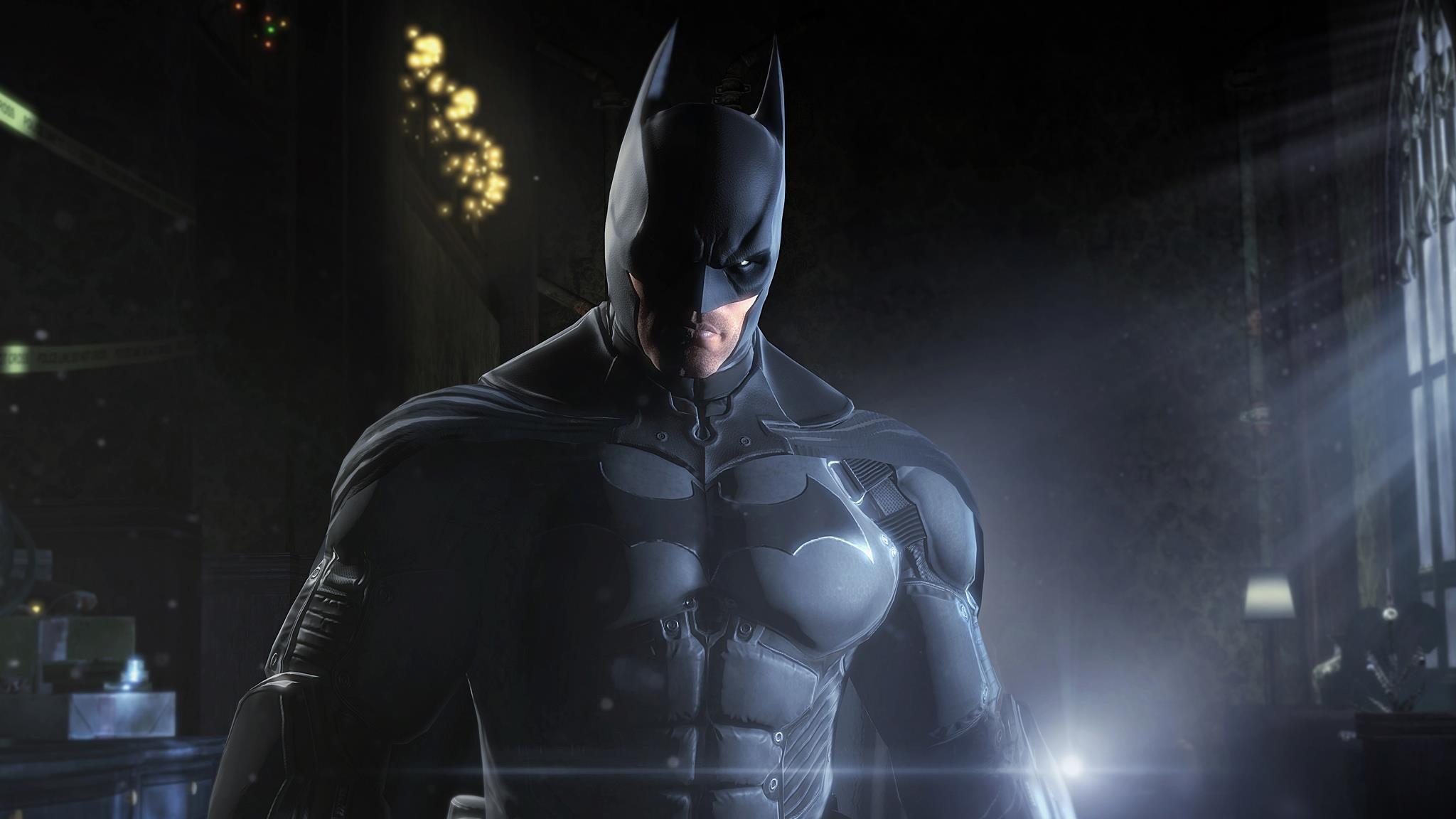 Batman: Arkham Origins Screenshots Are Full Of Christmas Cheer .