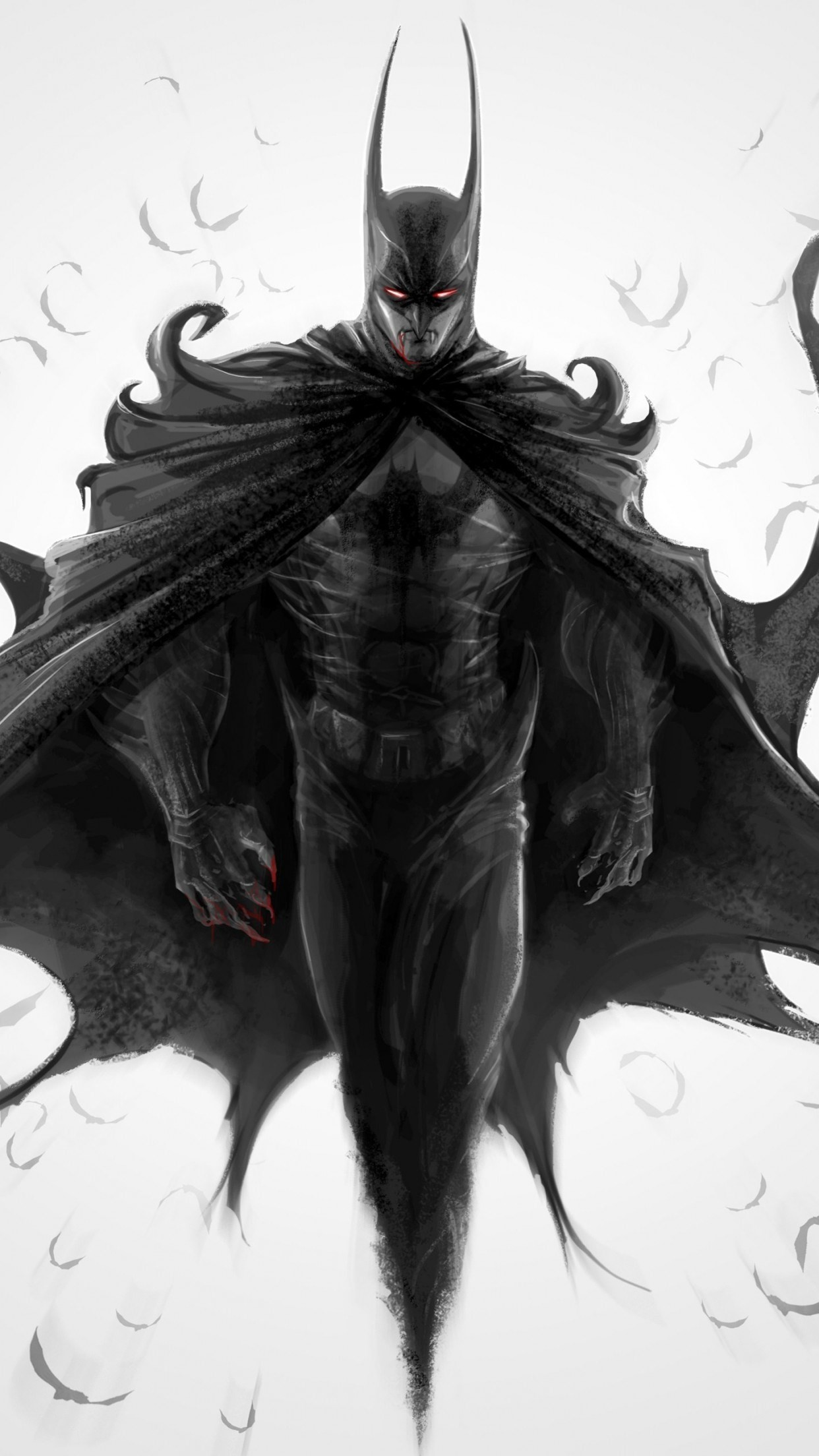 batman begins iphone home button download