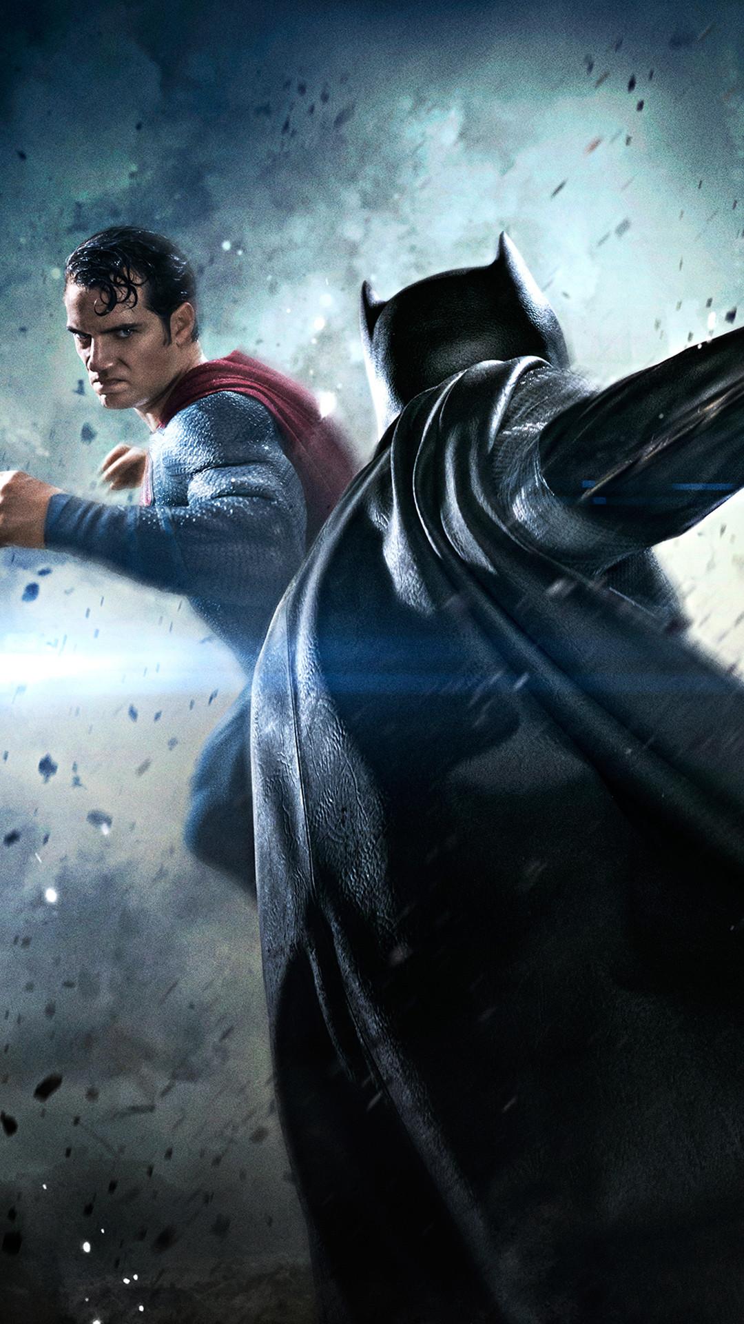 Batman vs Superman Movie Fight iPhone 6 Plus HD Wallpaper iPhone Lockscreen  Image