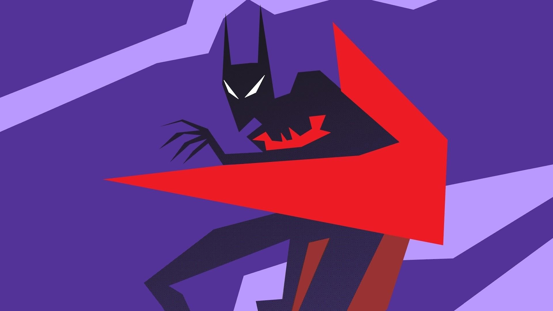 … Batman Beyond 1080p Wallpaper