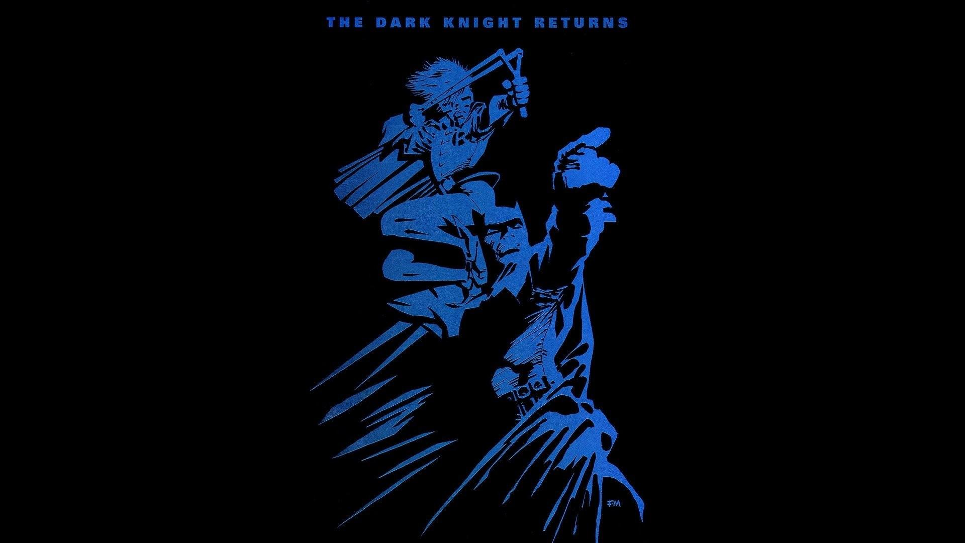 HD Wallpaper | Background ID:432150. Comics The Dark Knight  Returns. 1 Like