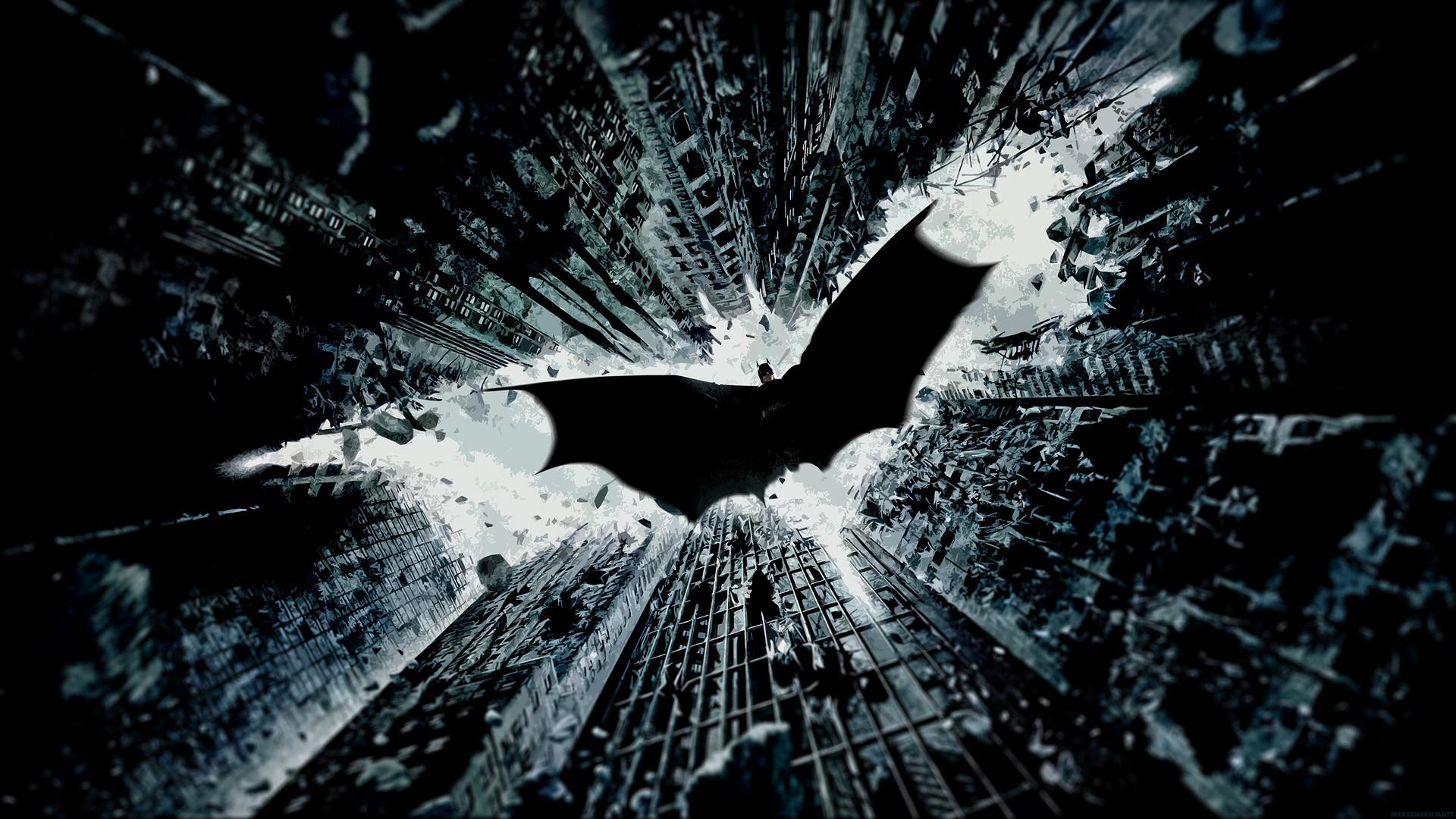 Batman The Dark Knight Rises Logo