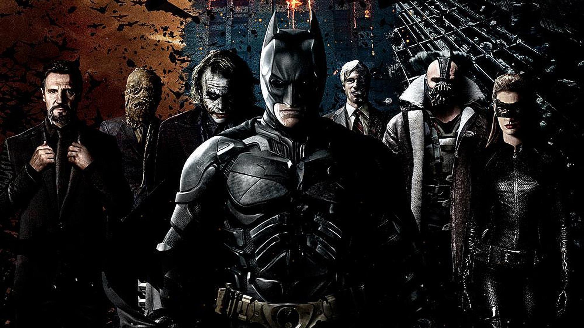 The Dark Knight Returns Wallpapers – Wallpaper Cave. 30 Batman HD Wallpapers  for Desktop