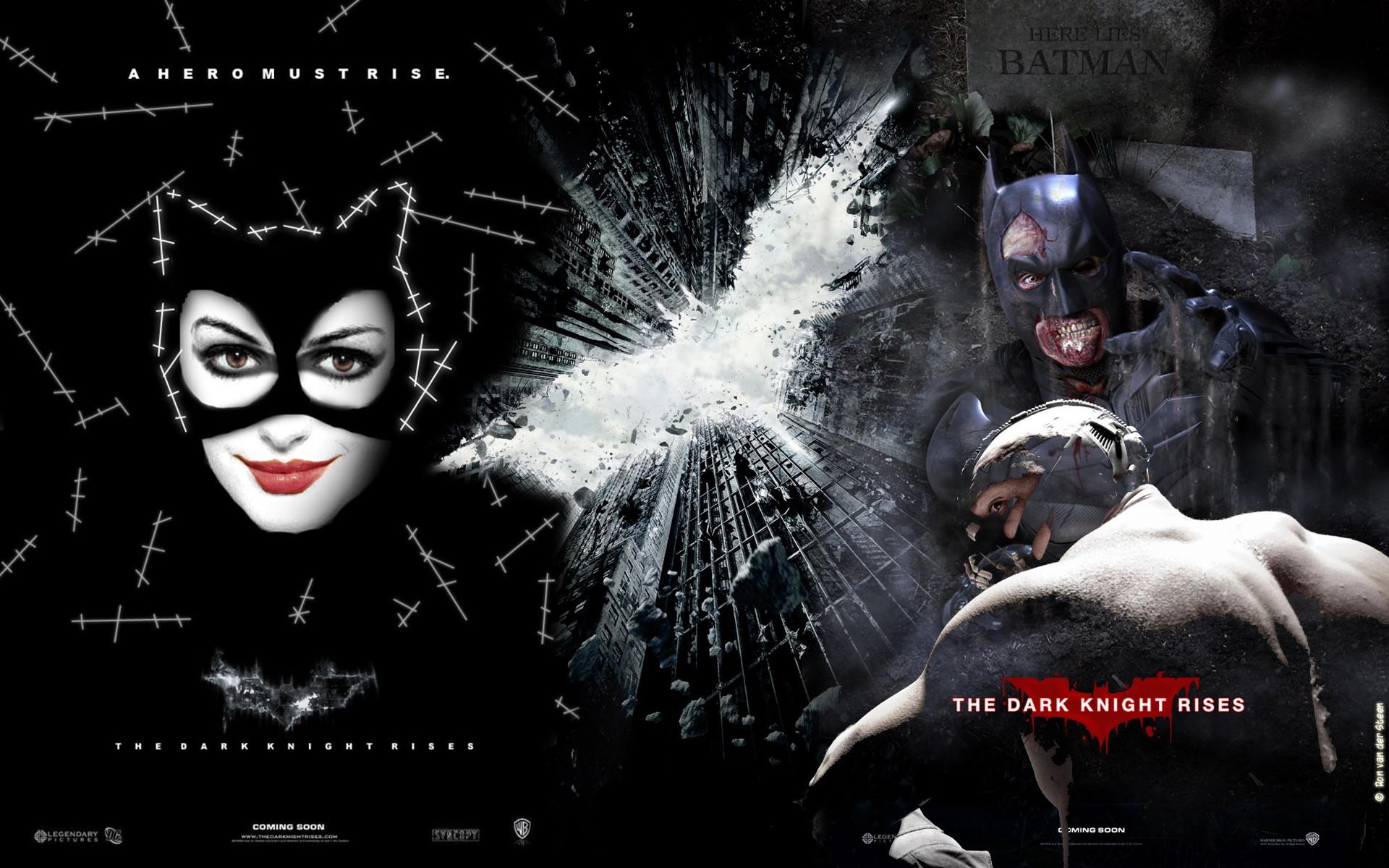Batman, The Dark Knight Rises wallpapers and stock photos