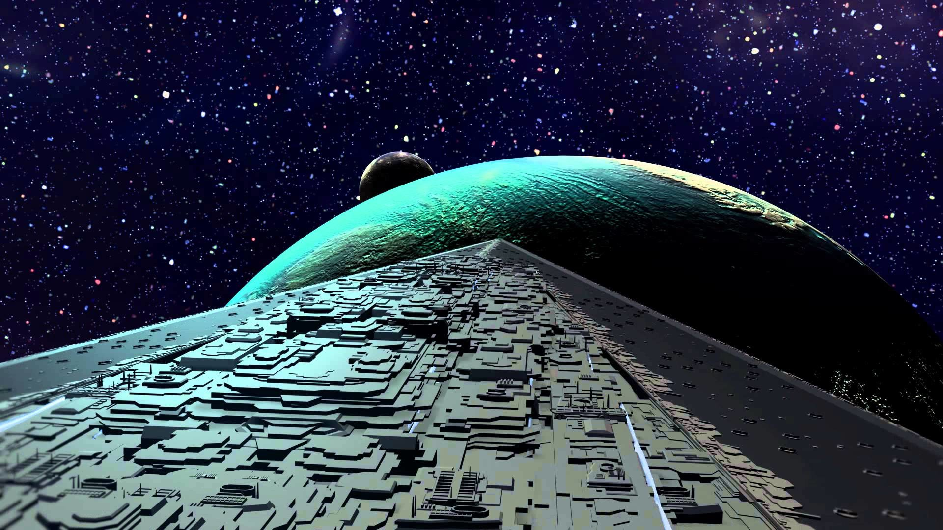 [3DS Max] Super Star Destroyer : Executor – YouTube
