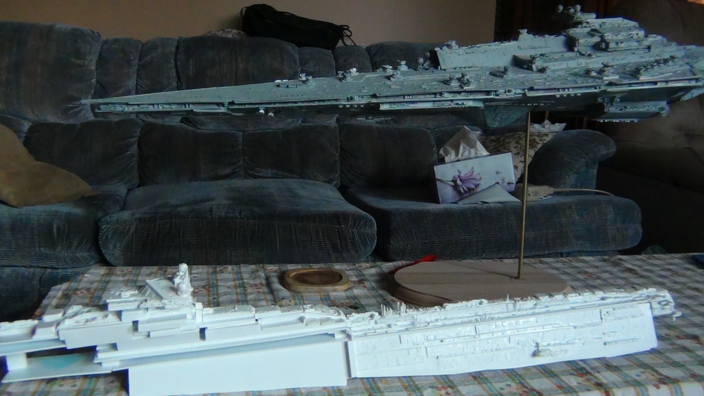 … ASSERTOR Super Star Destroyer WIP25 by THE-WHITE-TIGER
