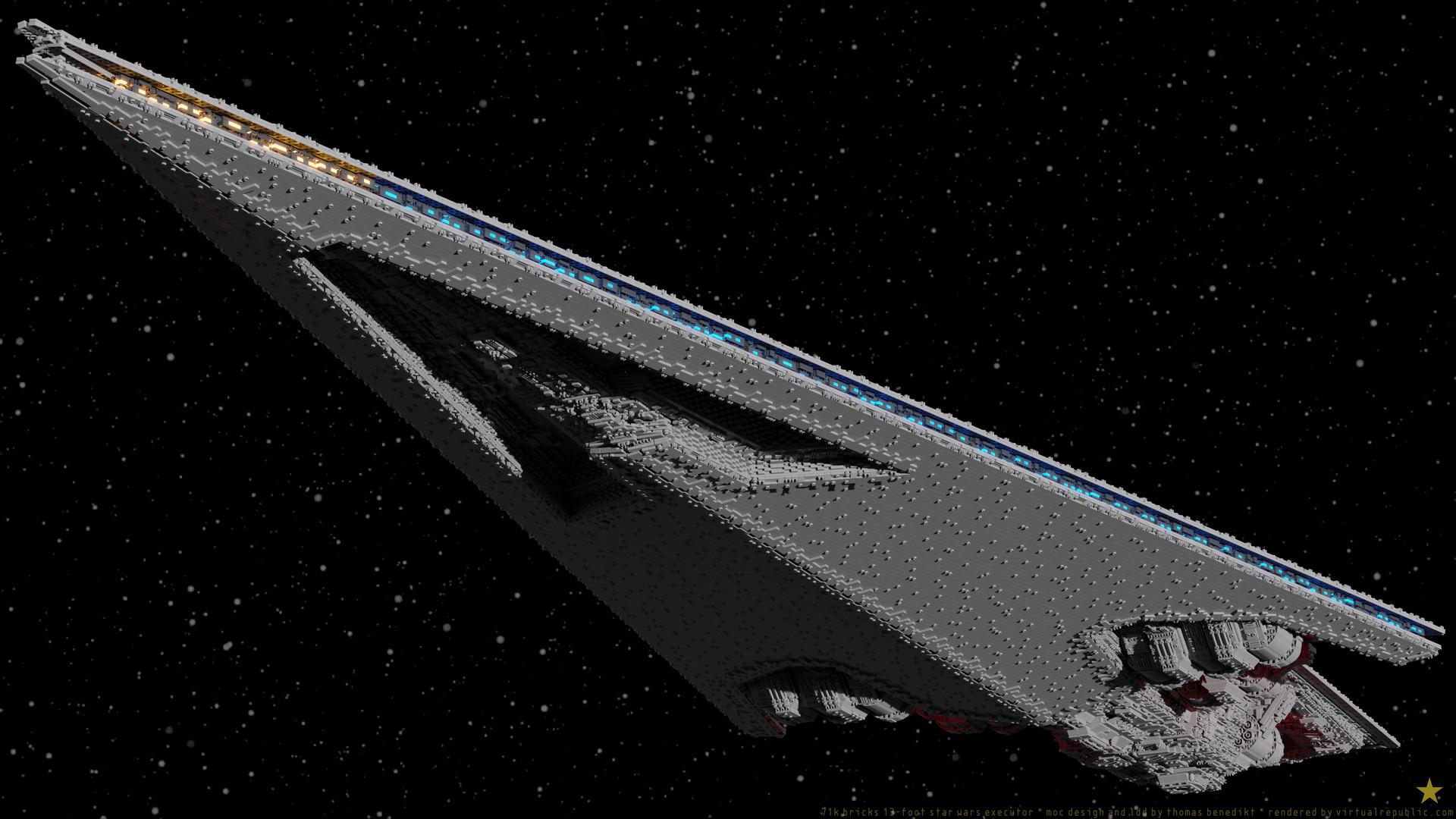 El presidente rb0009 super star destroyer v03 camf 4k