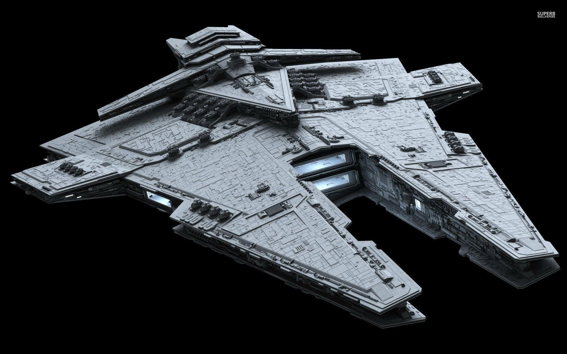 Machines of War (Part 1): Star Destroyers