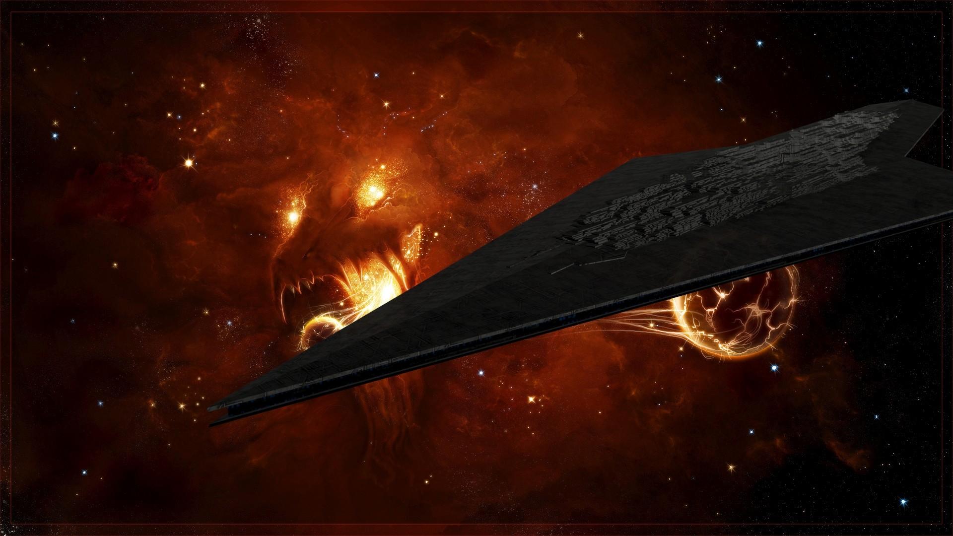 Executor – Super Star Destroyer by Merytaten-tasherit