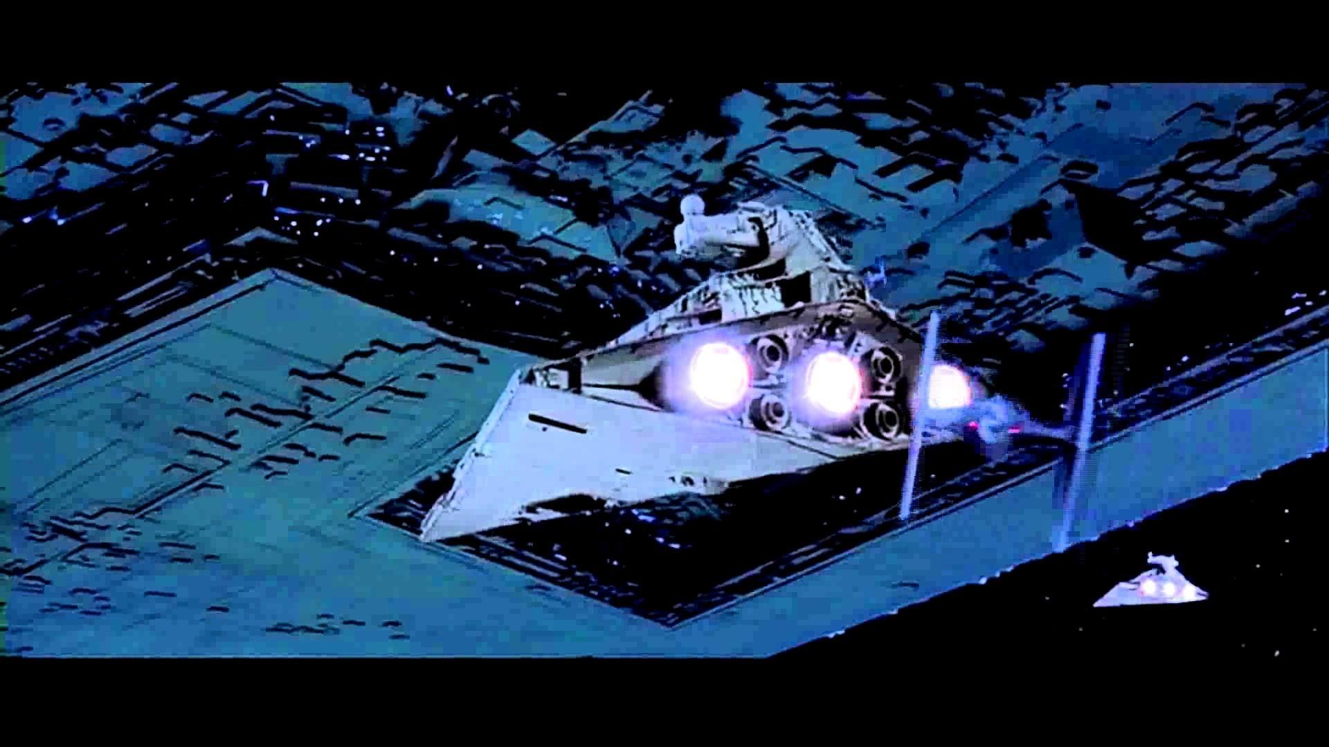 Imperial Fleet Star Wars Episode V The Empire Strikes Back HD – YouTube