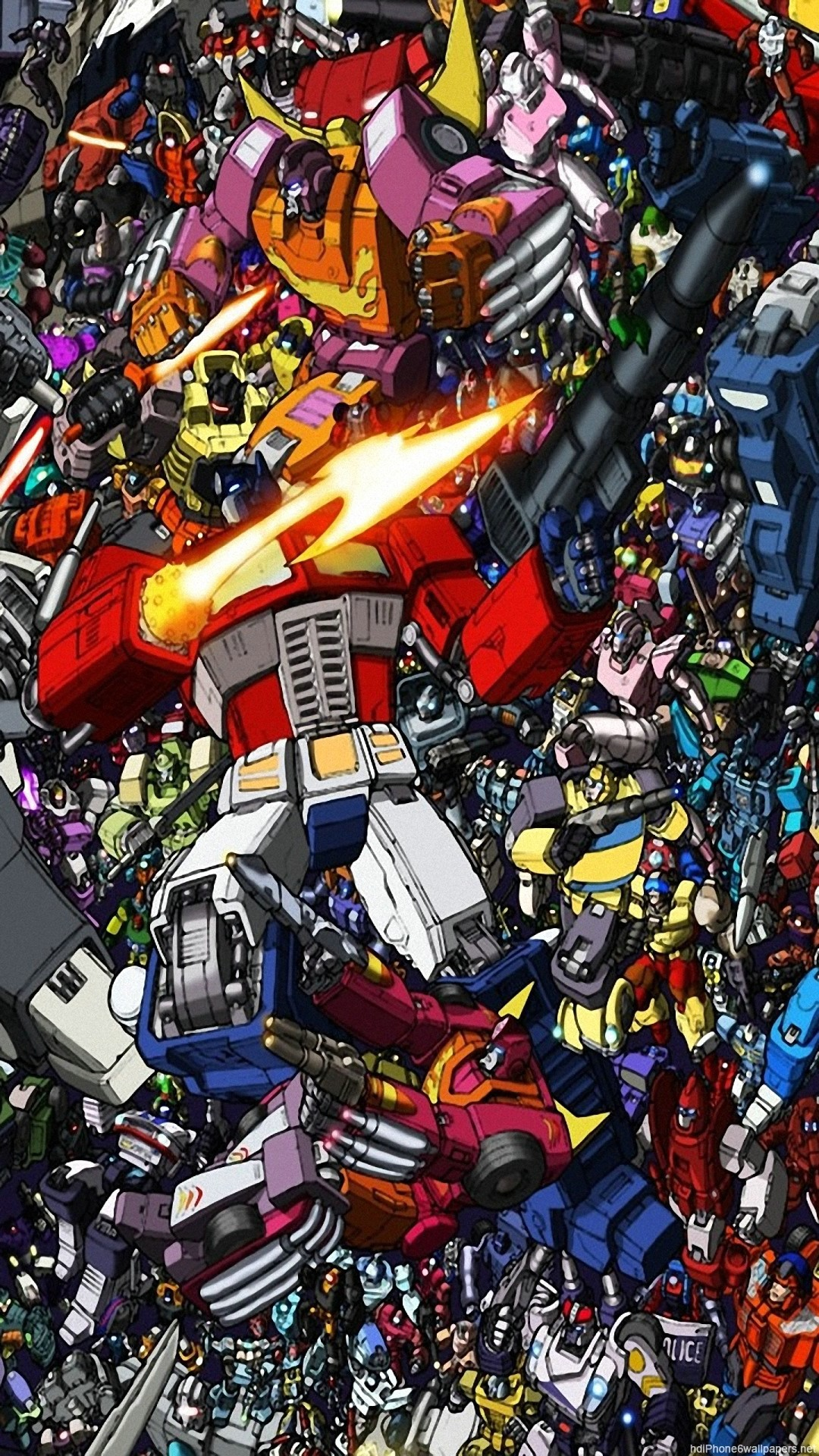 Transformers iPhone 6 wallpapers HD – 6 Plus backgrounds