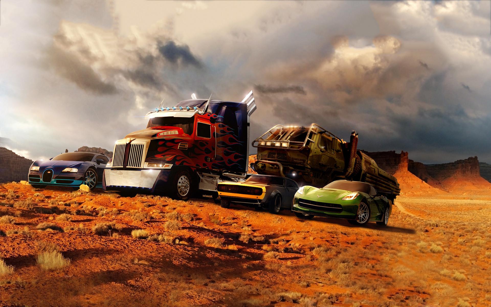 Live D Wallpaper Transformers