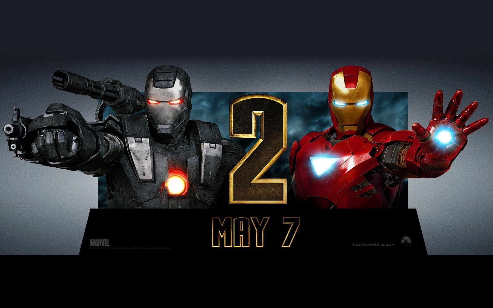 War Machine Iron Man 2 wallpaper – 228462