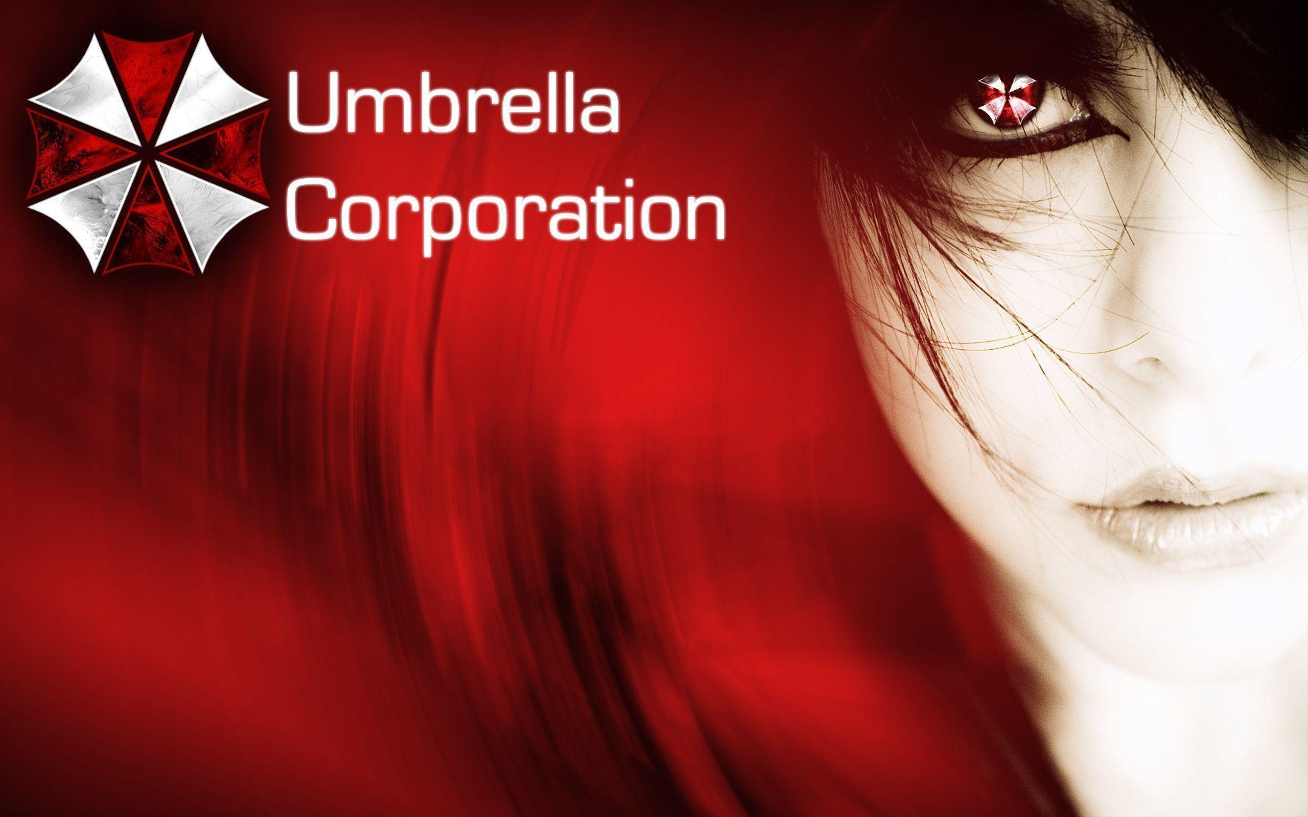 Umbrella Corp. Wallpaper by Arubaru on DeviantArt