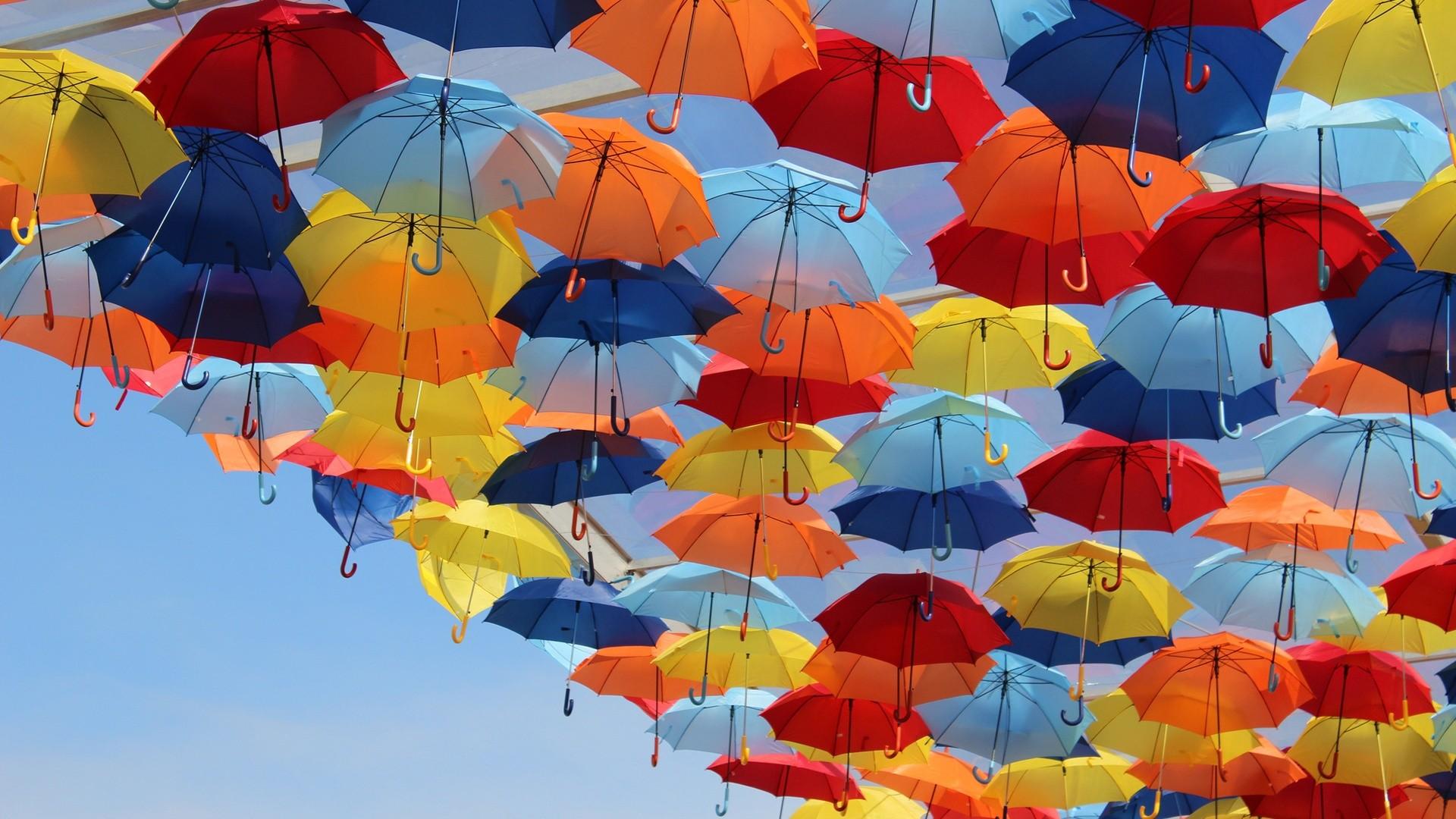 Umbrella Wallpaper Background 8257
