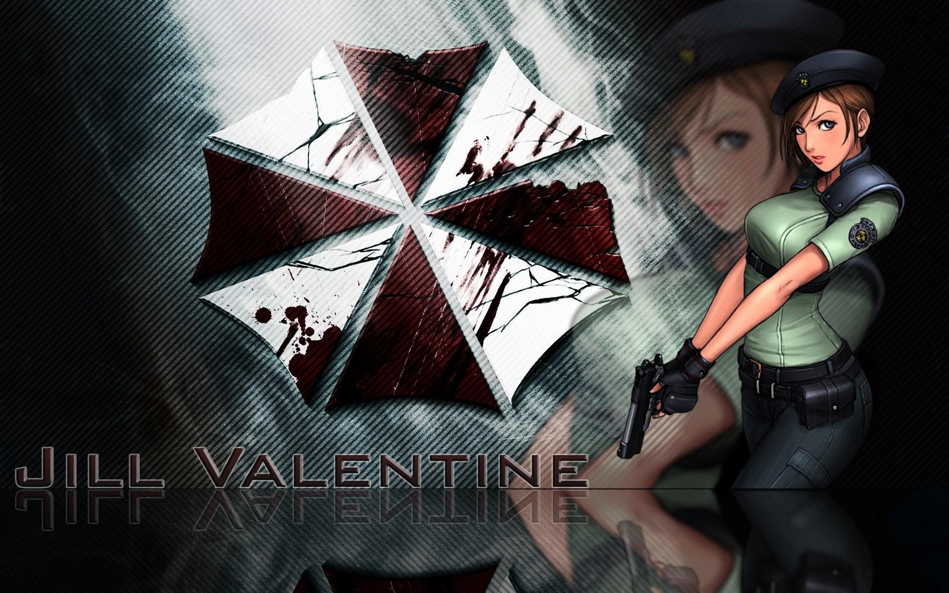 Jill Valentine Resident Evil 5 696256