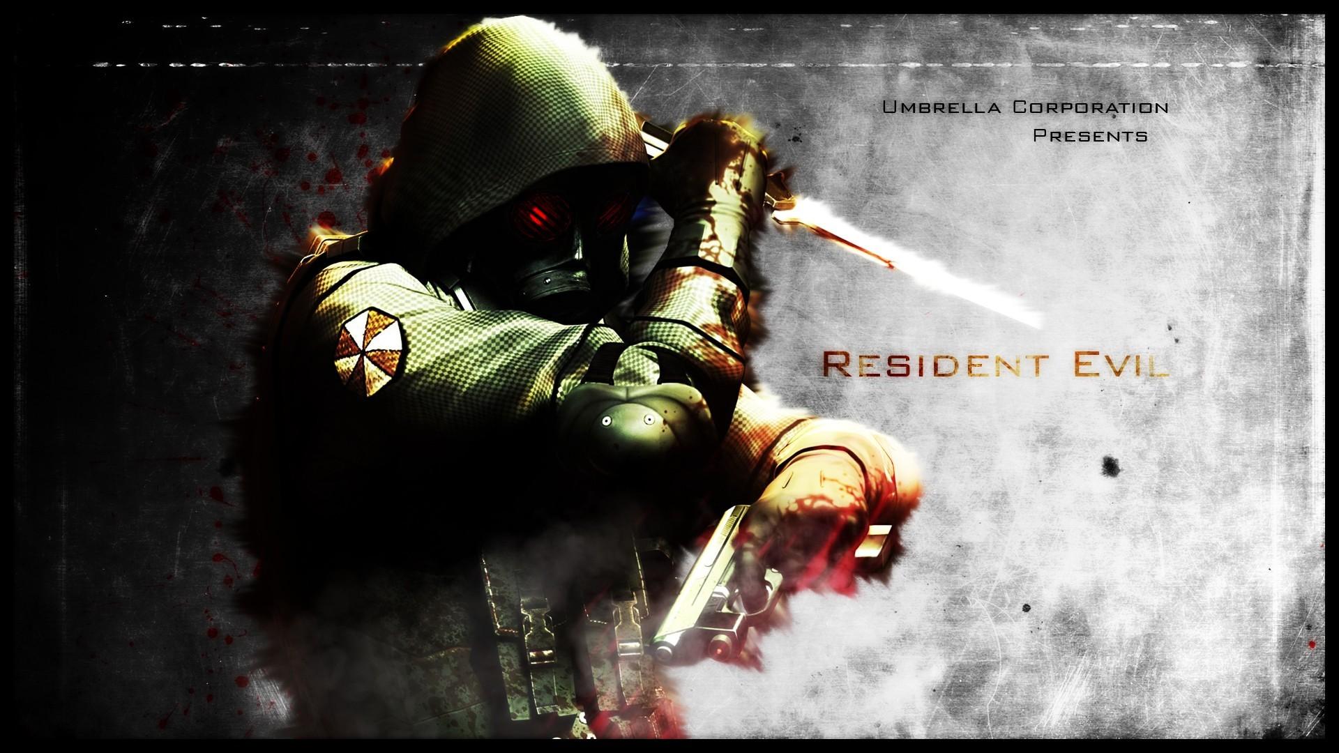 Resident Evil, Umbrella Corporation, Artwork Wallpapers HD / Desktop and  Mobile Backgrounds