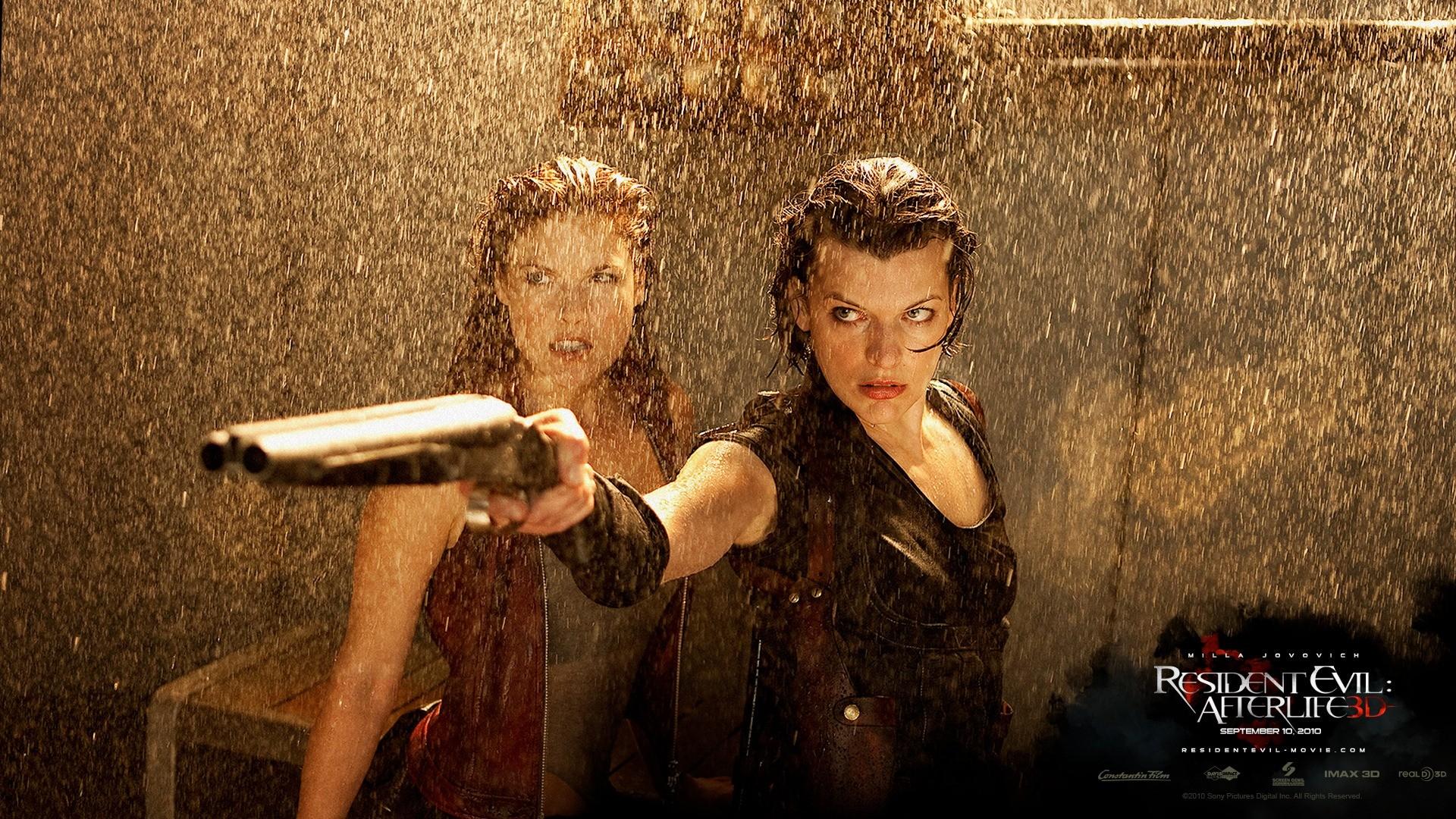 81 Resident Evil: Retribution HD Wallpapers   Backgrounds
