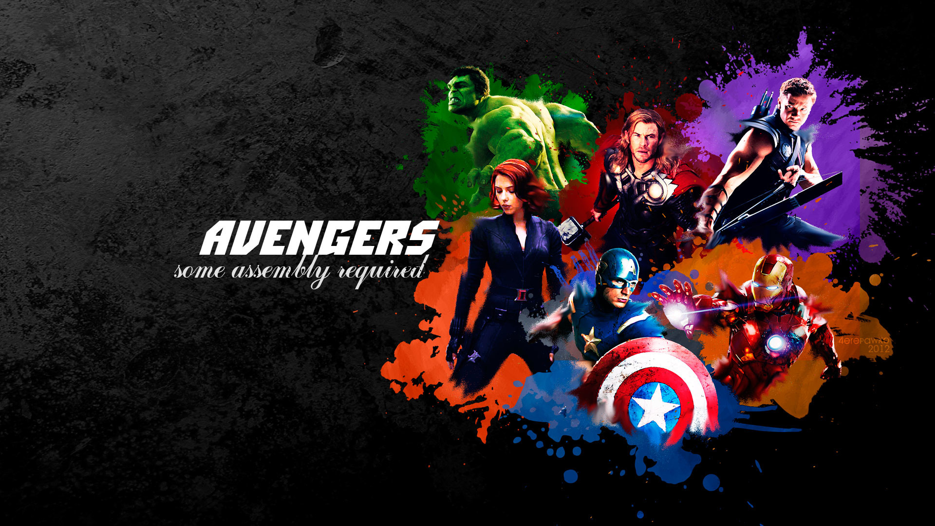 … Download HD Wallpapers Of Avengers Group (9)