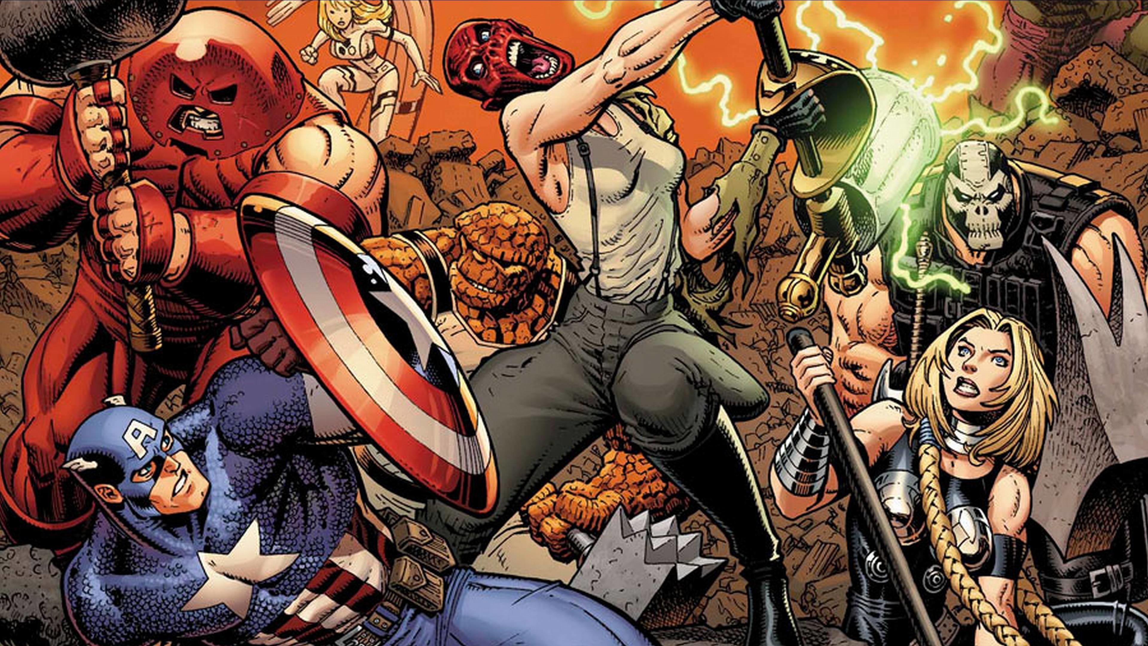 Avengers Comic Wallpaper Hd Background Wallpaper 18 HD Wallpapers .