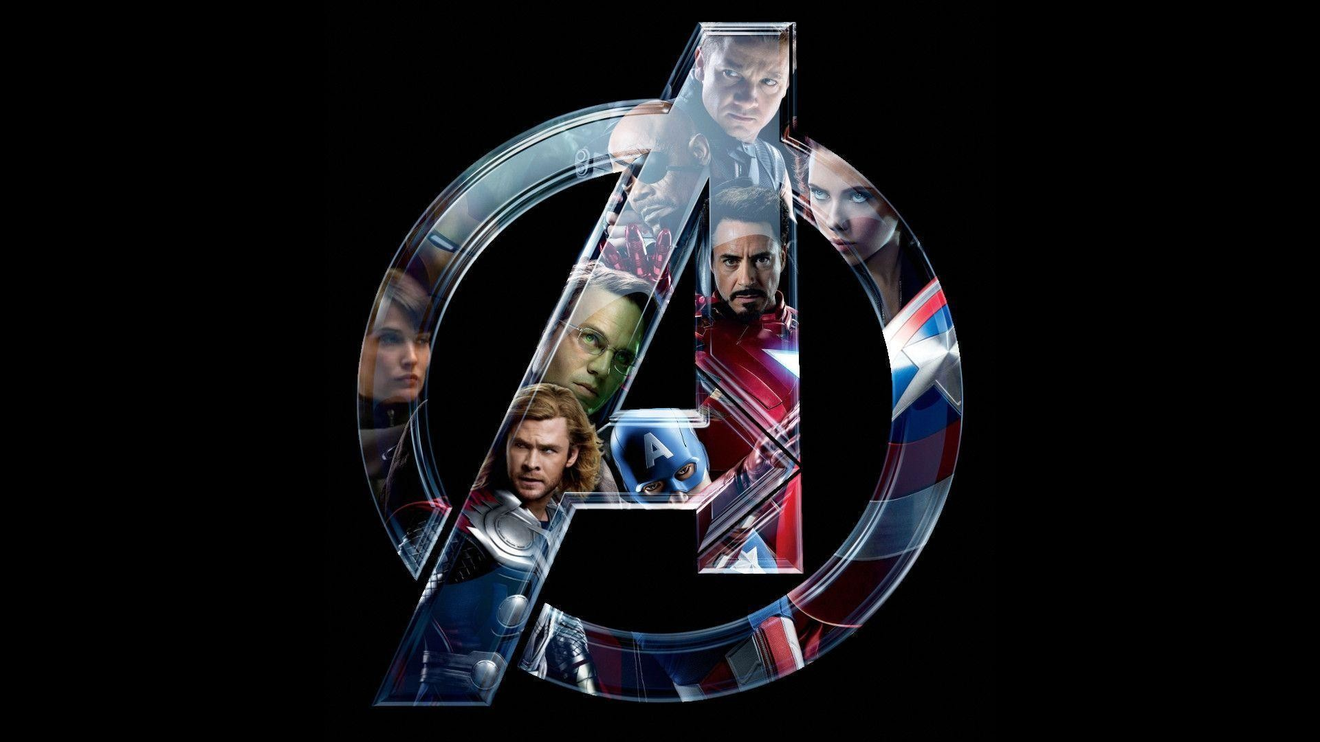 avengers logo cool hd wallpapers | Desktop Backgrounds for Free HD .