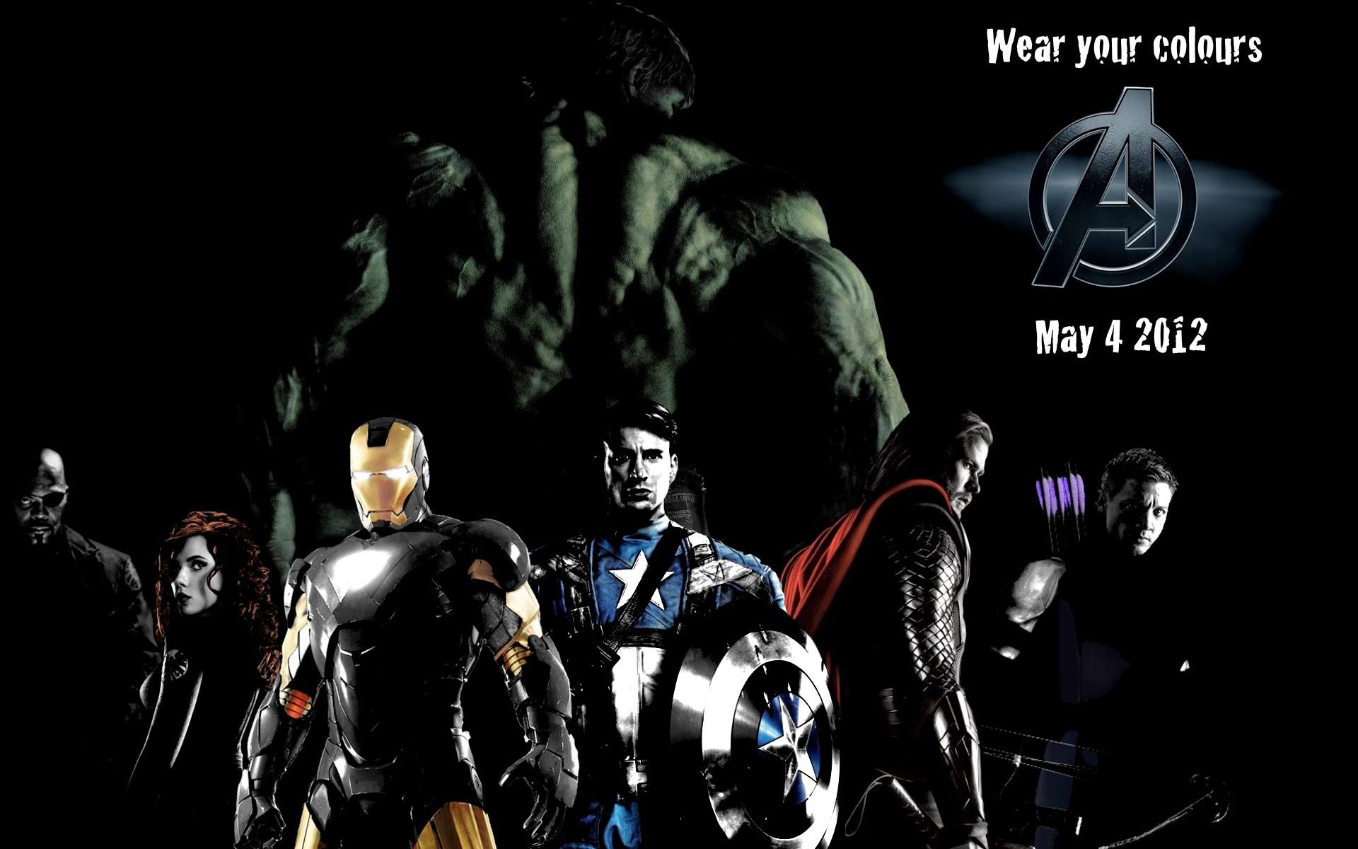 avengers desktop wallpaper