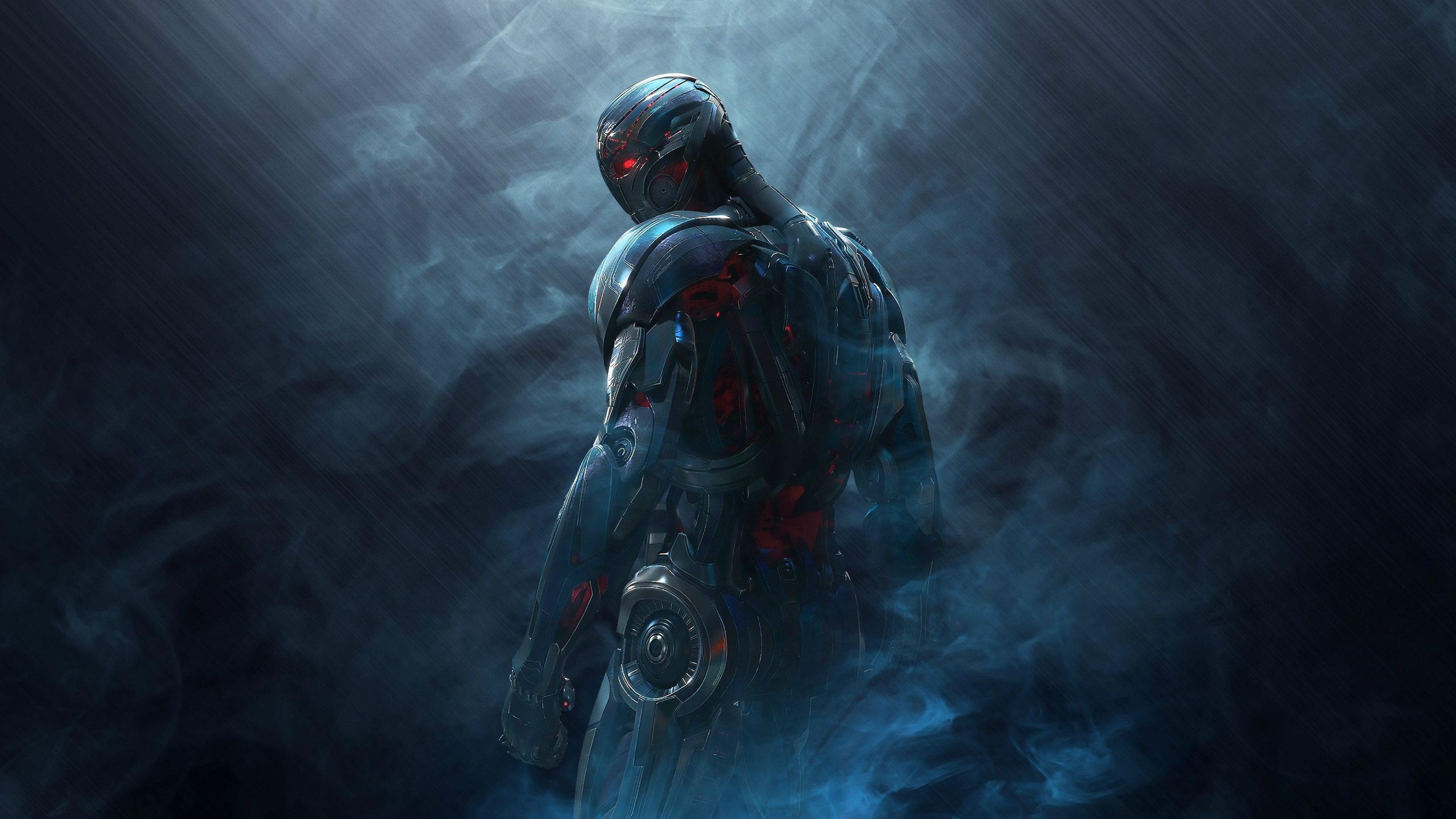 Preview wallpaper ultron, avengers age of ultron, avengers 3840×2160